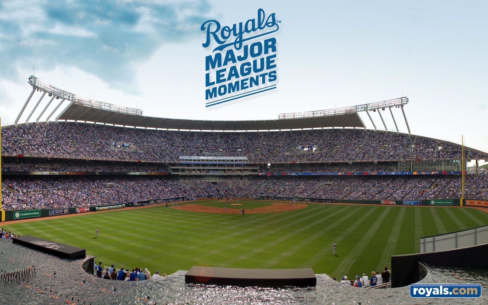 KC Royals Logo Wallpaper – WallpaperSafari