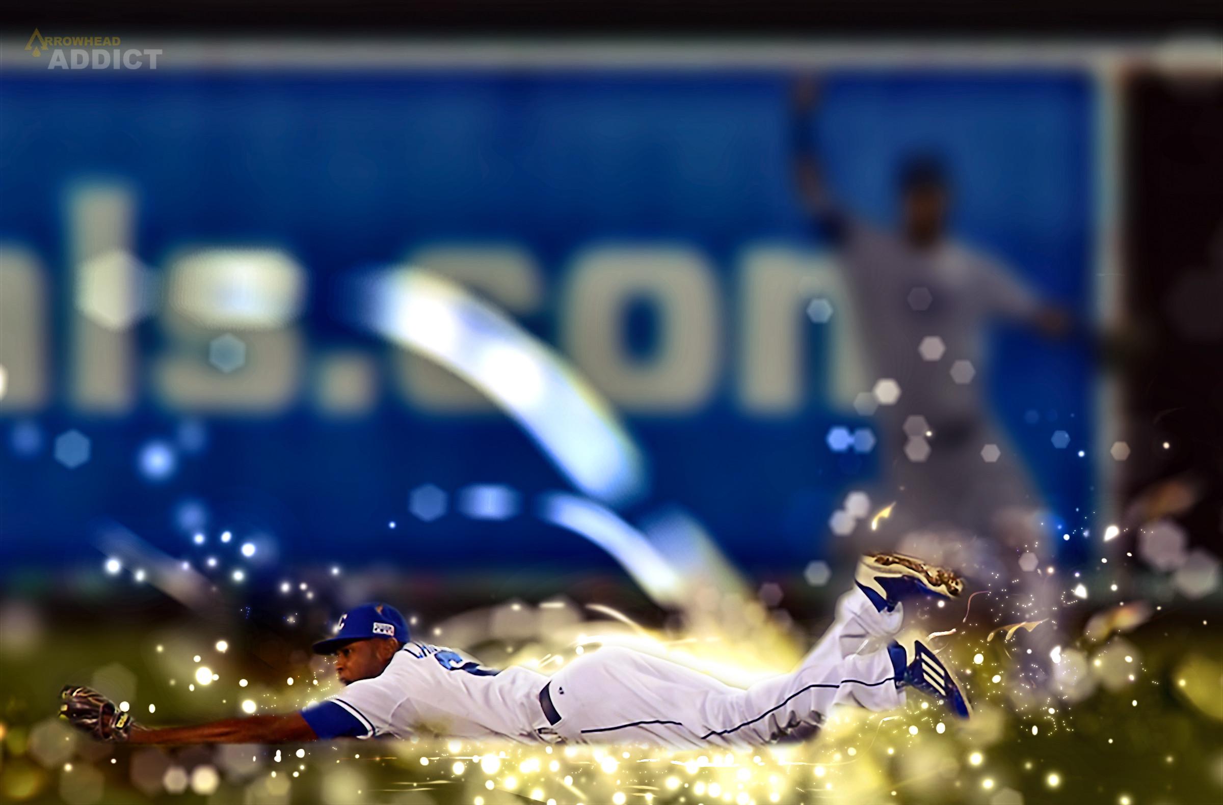 MLB: ALDS-Los Angeles Angels at Kansas City Royals
