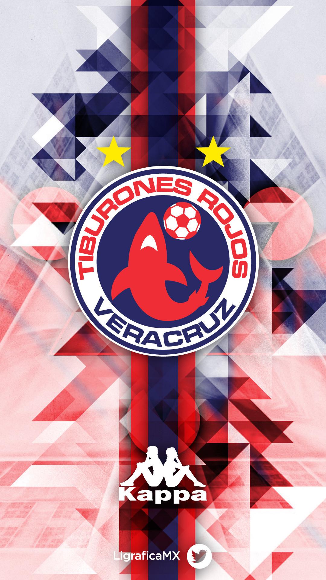 @Tiburones Rojos de Veracruz • LigraficaMX 280314CTG Â¡El fútbol nos inspira!