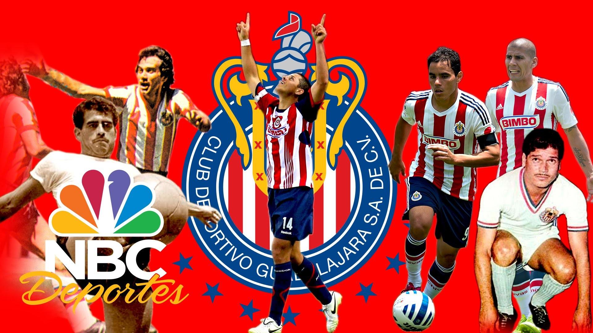 El 11 ideal histórico de las Chivas Rayadas del Guadalajara   NBC Deportes    NBC Deportes – YouTube
