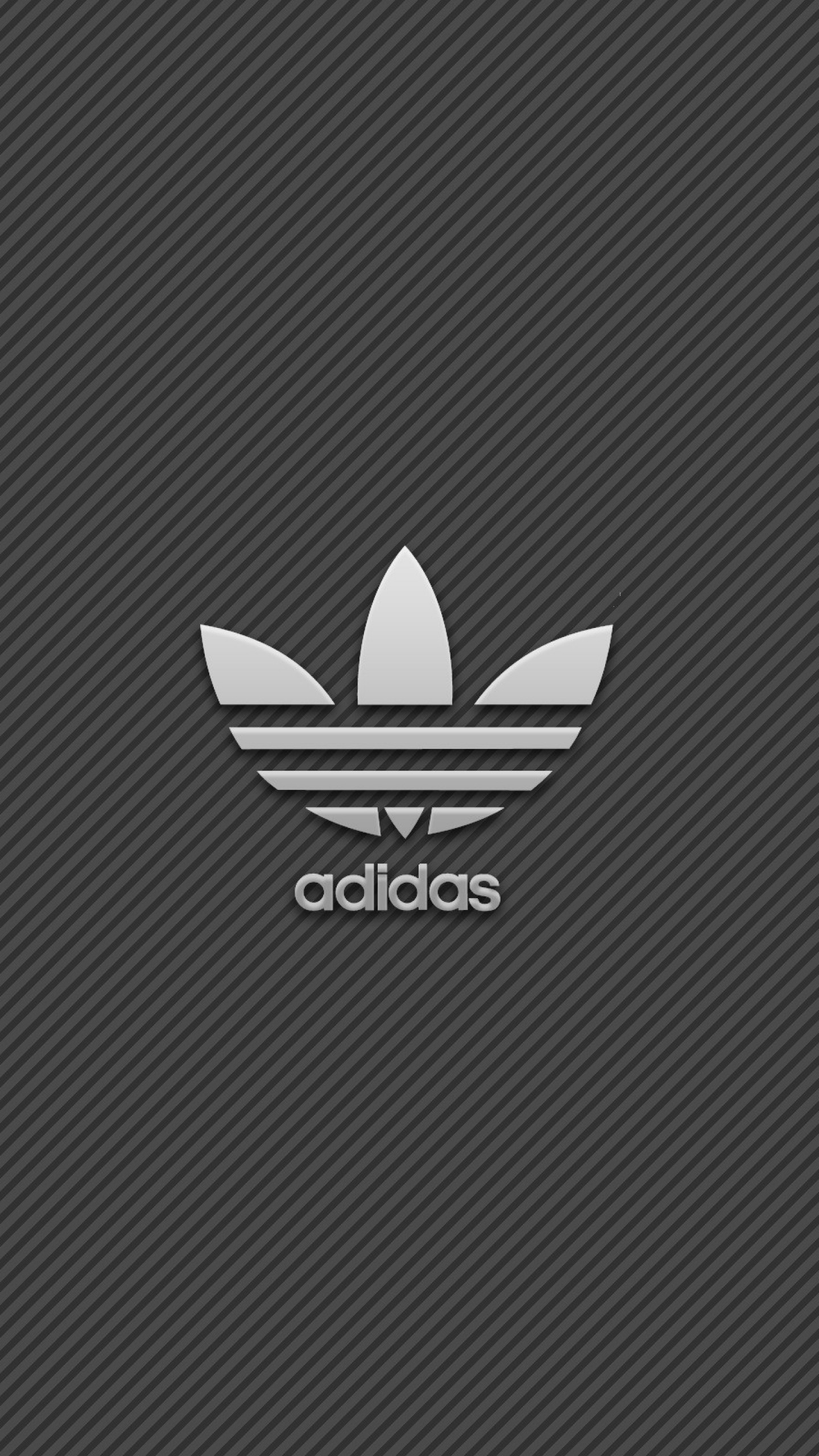 Preview wallpaper adidas, firms, sports, clothes, shoes, accessories  1440×2560