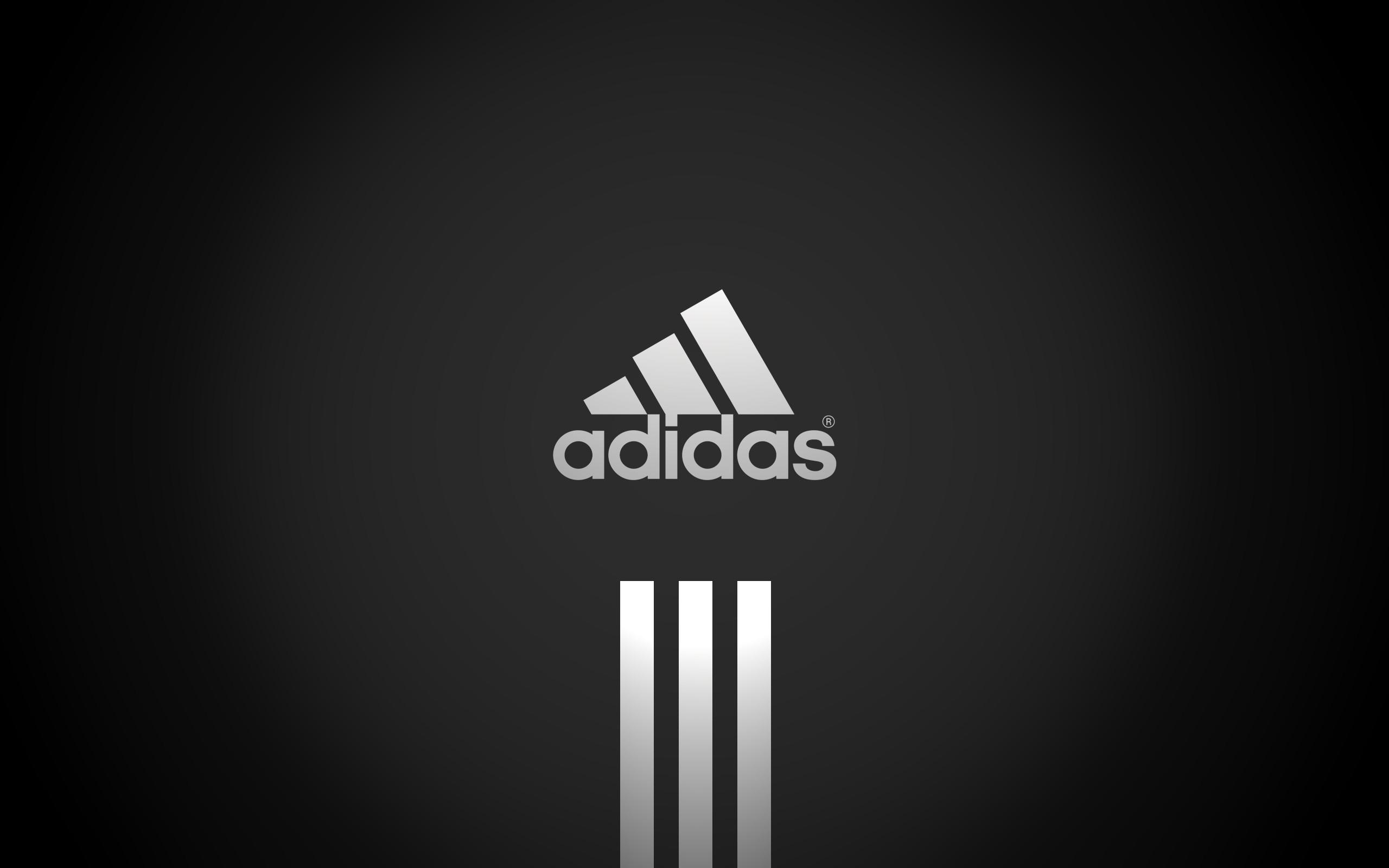 Black Adidas Logo iPhone Wallpaper #1928