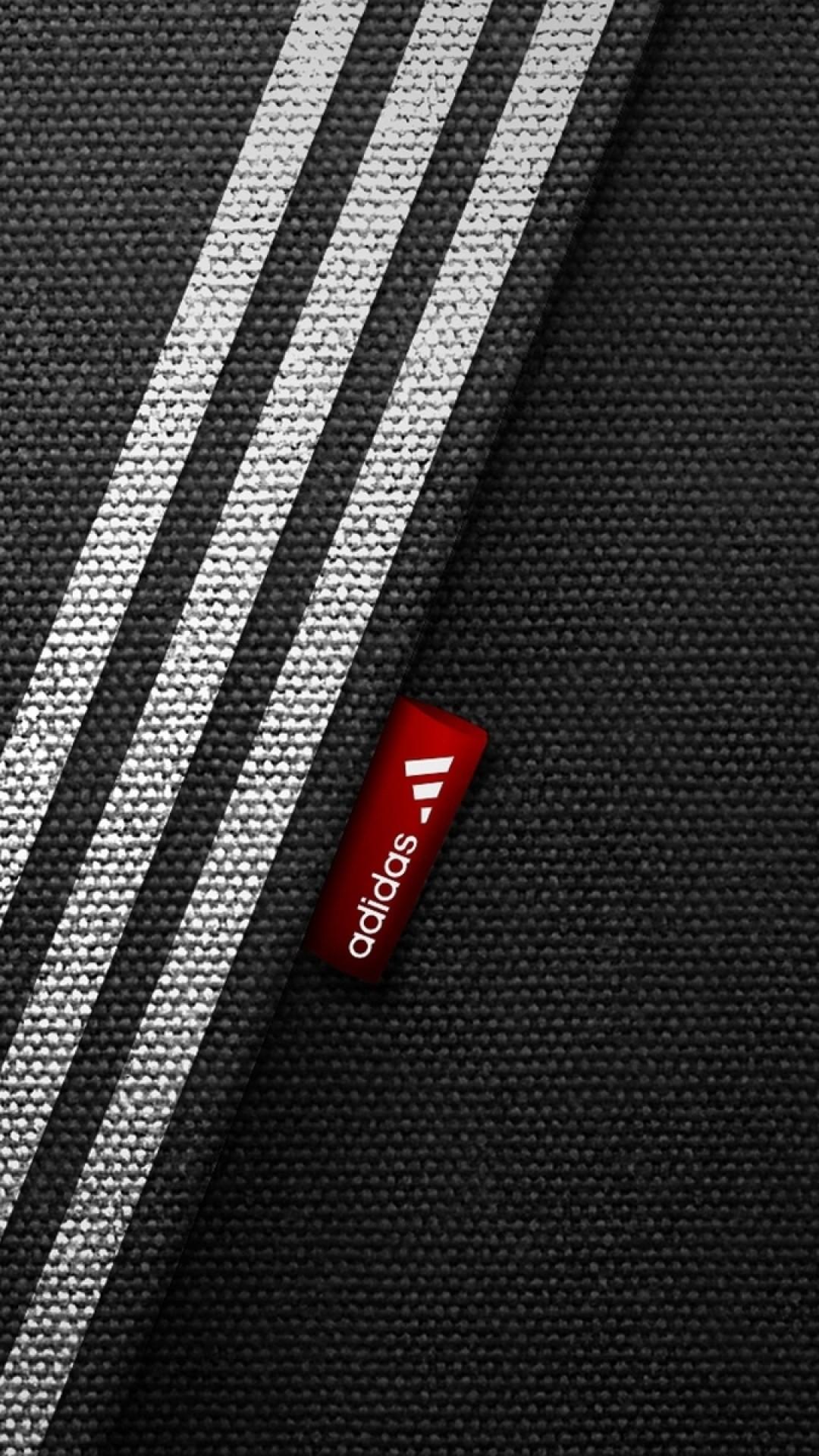 Wallpaper adidas, brand, logo, sports, minimalism
