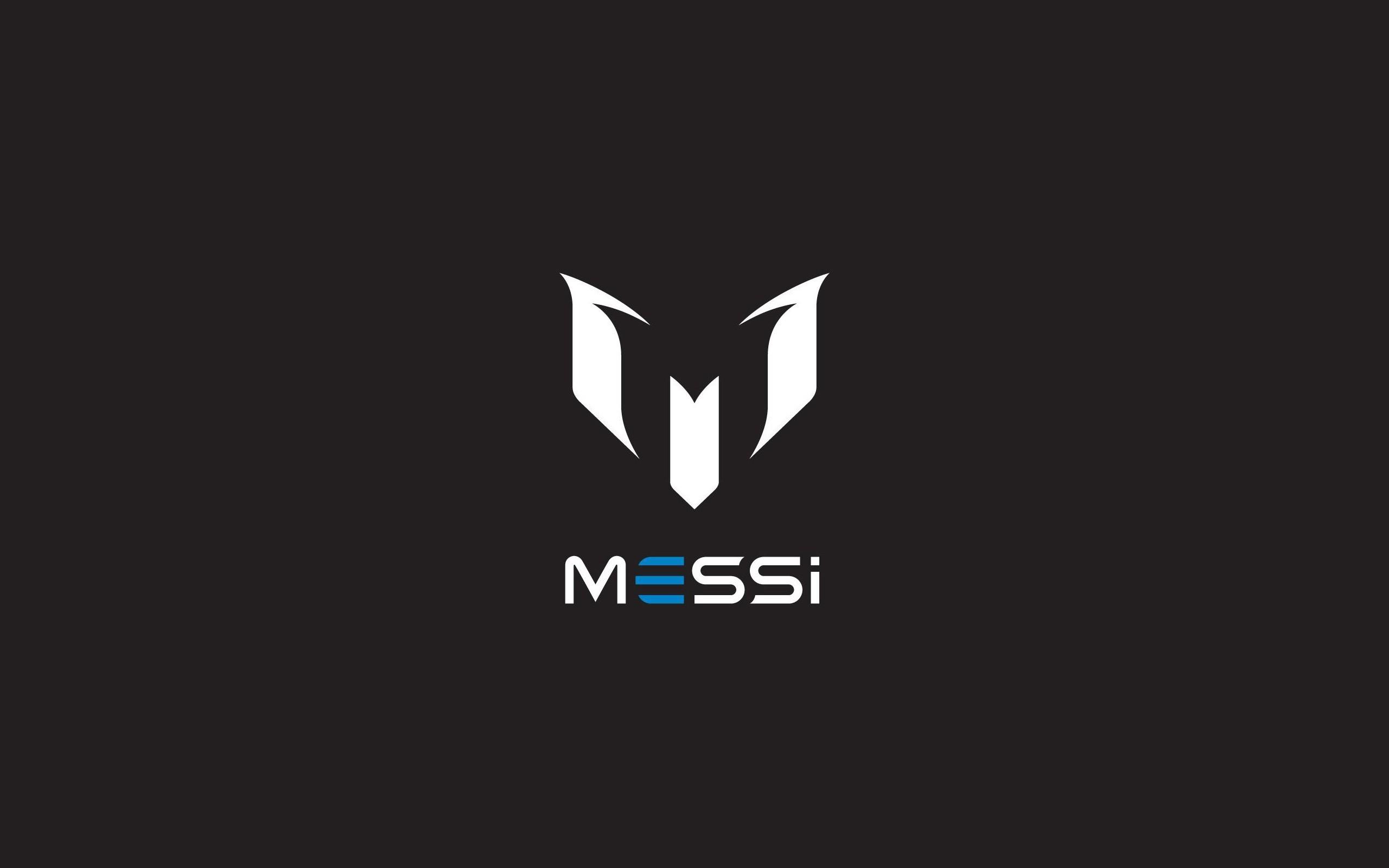Messi logo Adidas wallpaper