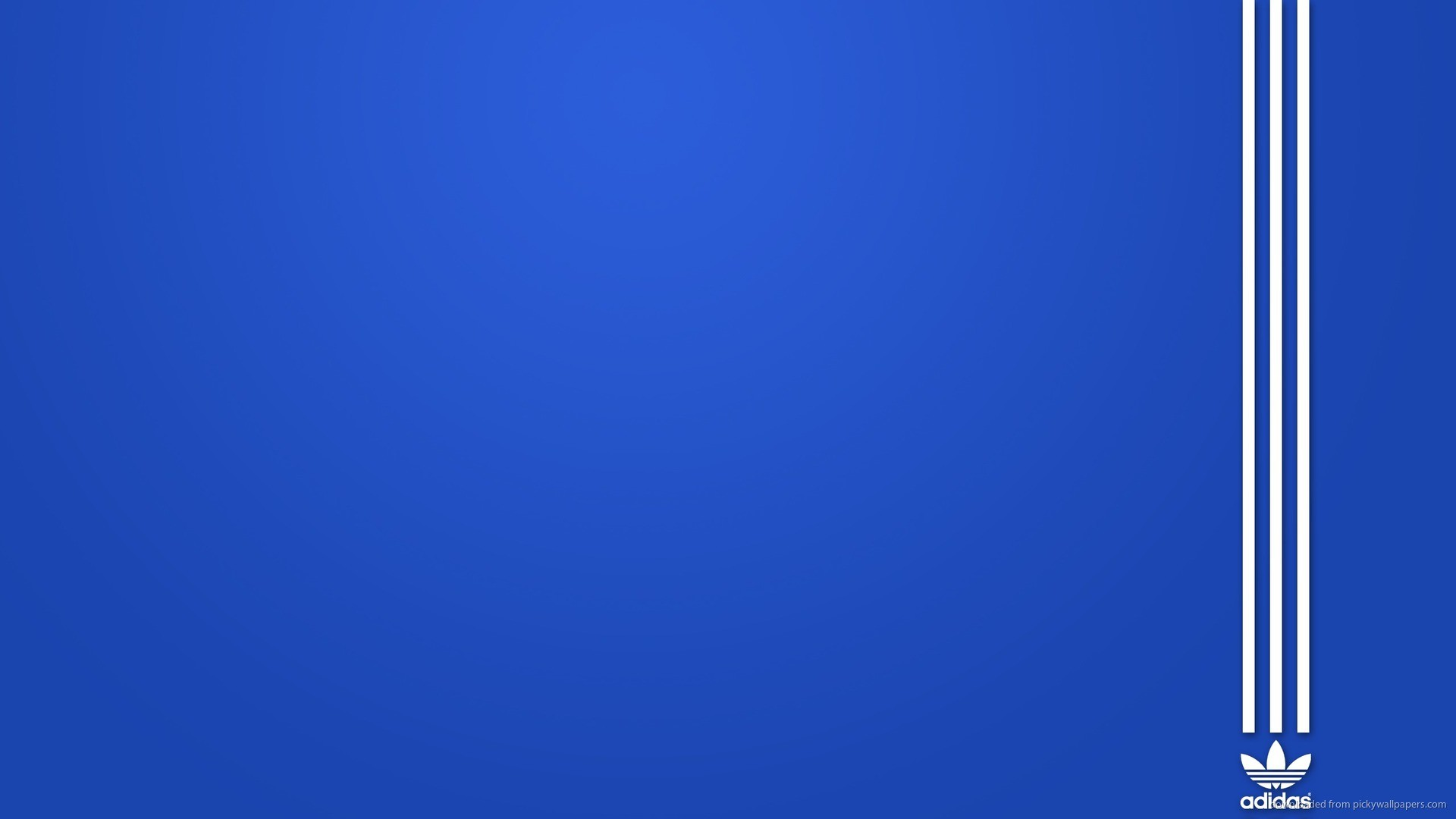 Blue Adidas Widescreen Wallpaper Background picture