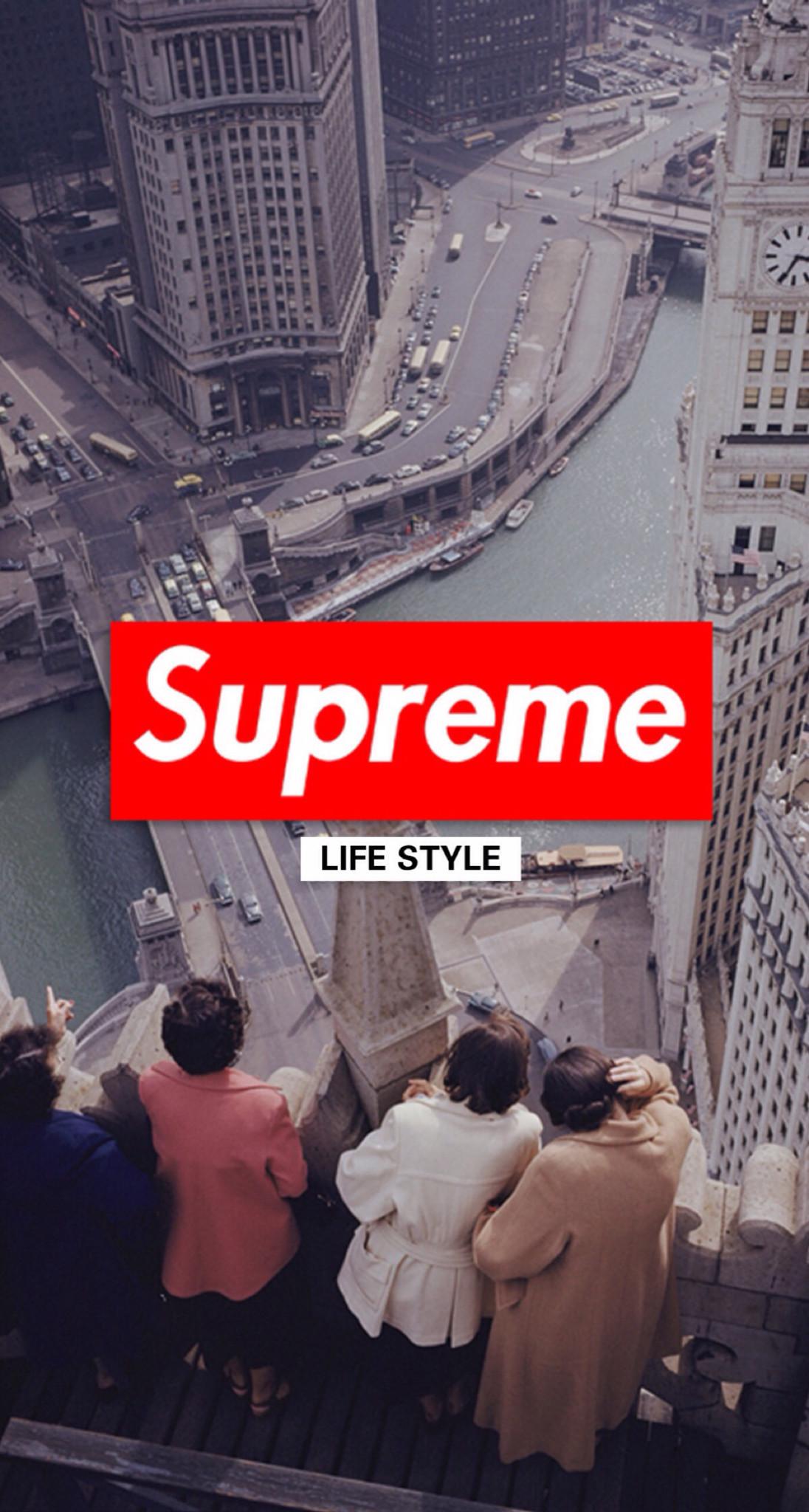 Supreme x Life Style