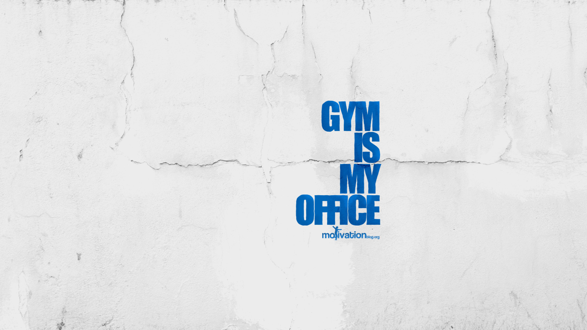 Download Gym is my office wallpaper
