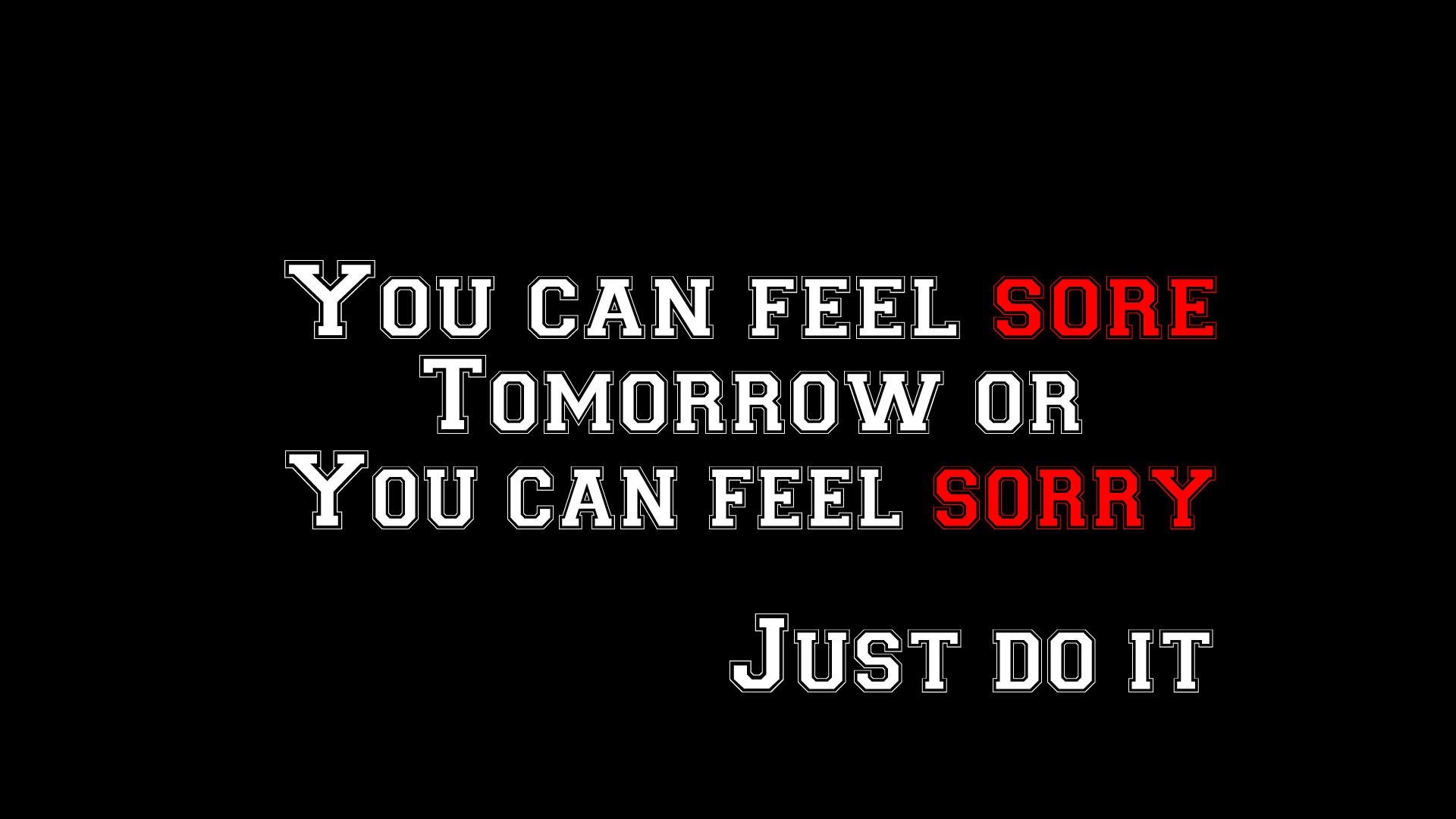 Fitness Motivational Quotes Wallpaper