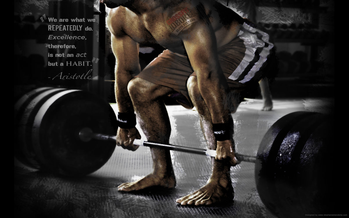 Life Quotes With Gym Background Wallpaper High Definition