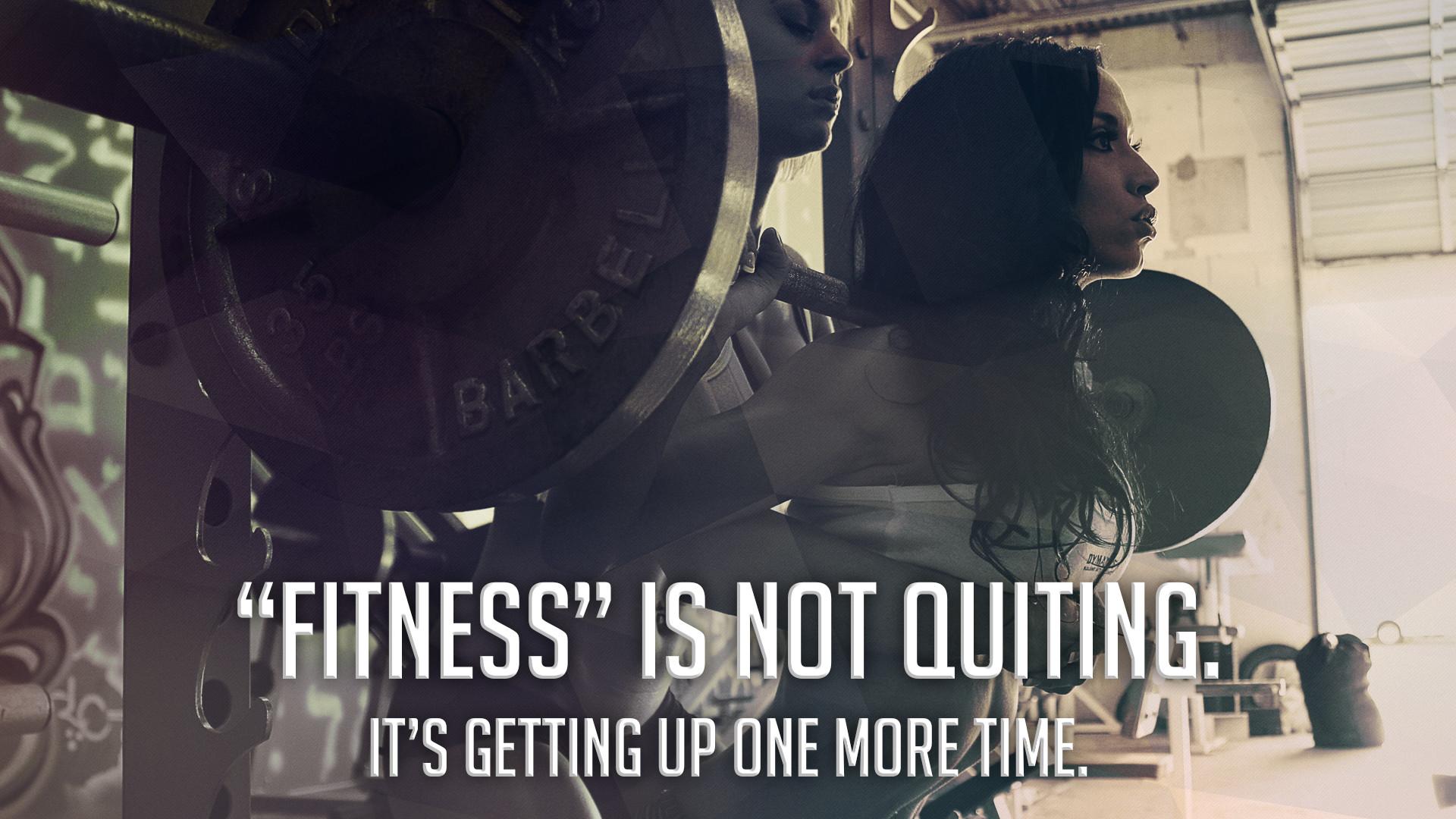 … fitness motivation wallpaper; fitness is not quiting wallpaper  walldevil …