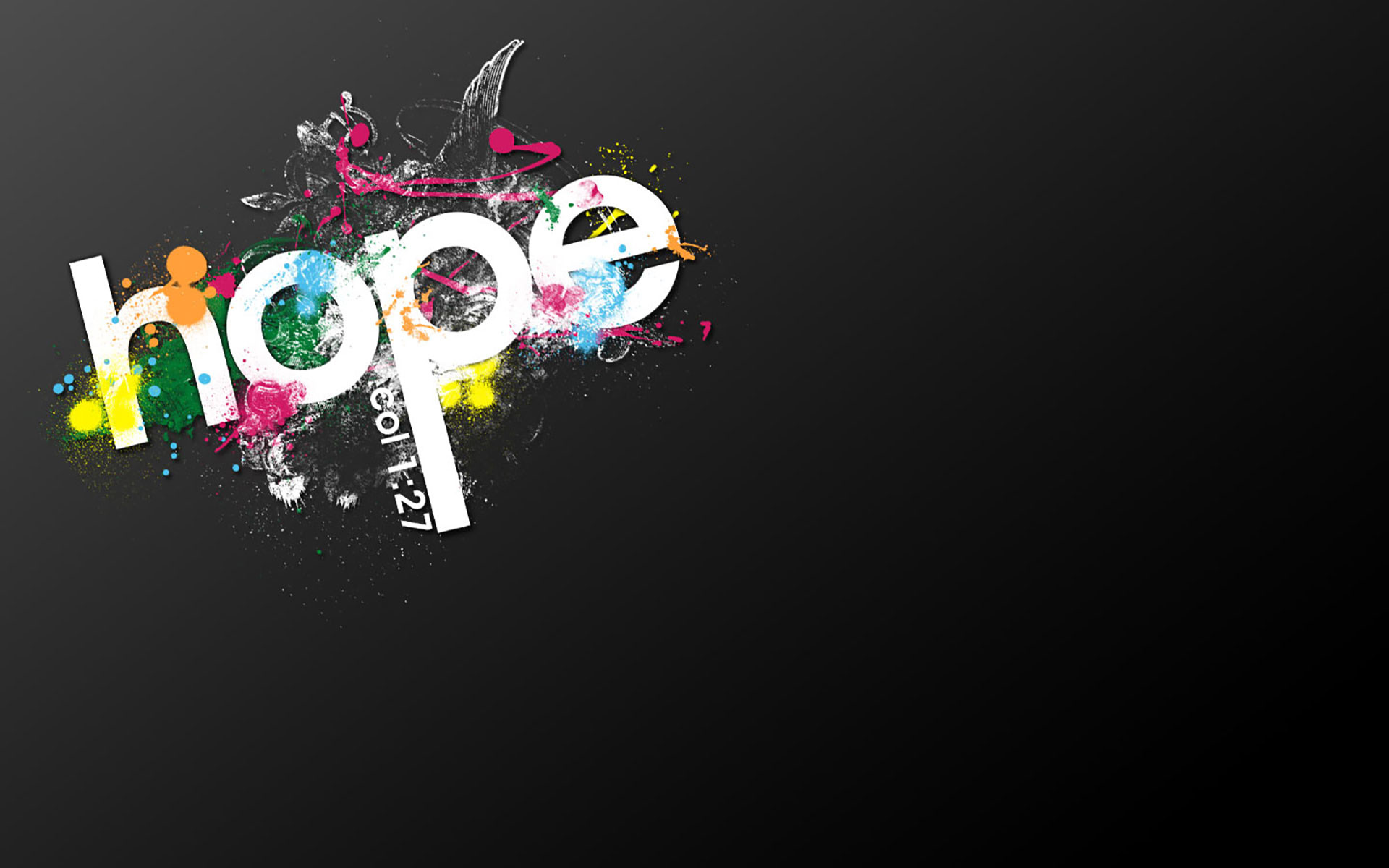 3d Hope Wallpaper