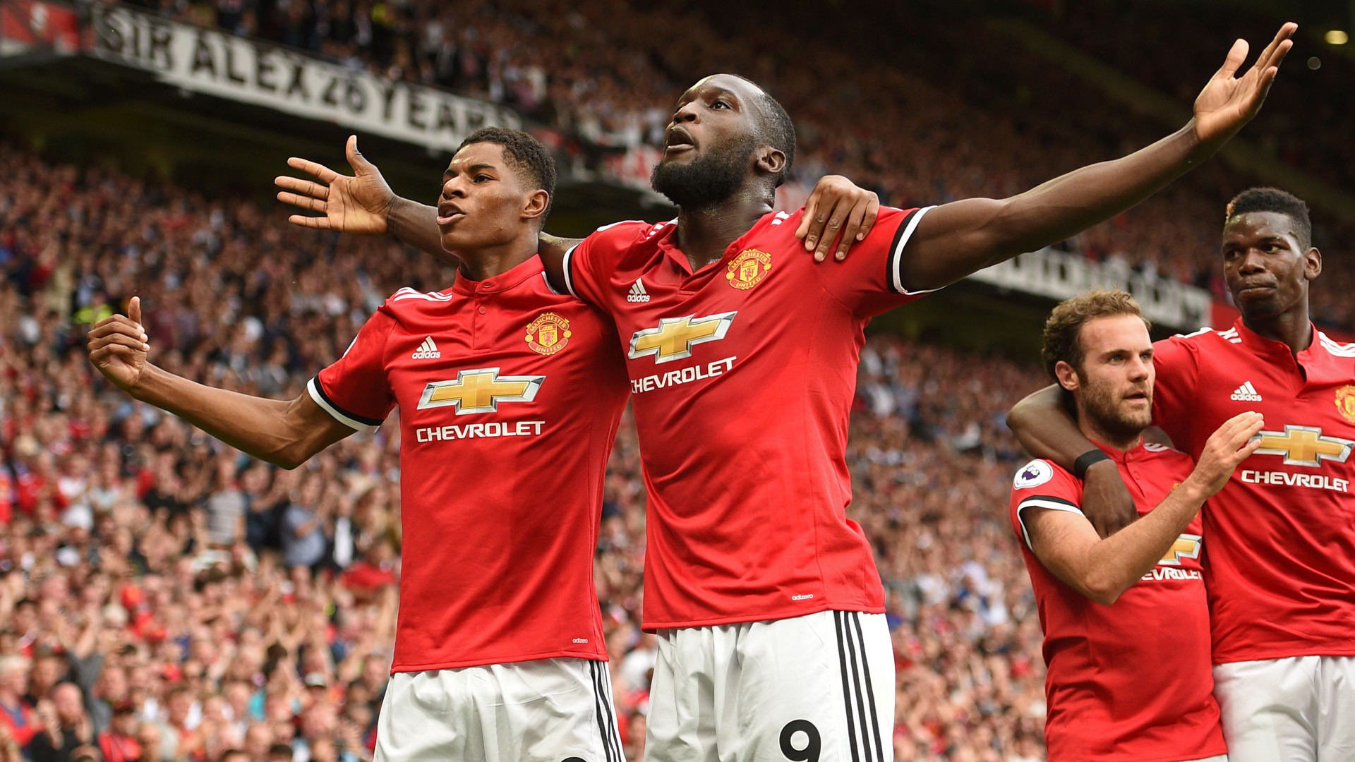 Jose Mourinho and his Manchester United began the 2017/2018 in emphatic  fashion, with a 4-0 drubbing of West Ham United at Old Trafford on Sunday.
