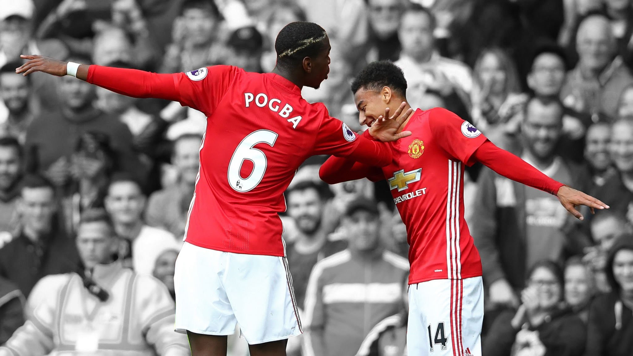 Paul Pogba vs Jesse Lingard – The Best Duo – Best Goals Skill – Manchester  United – HD