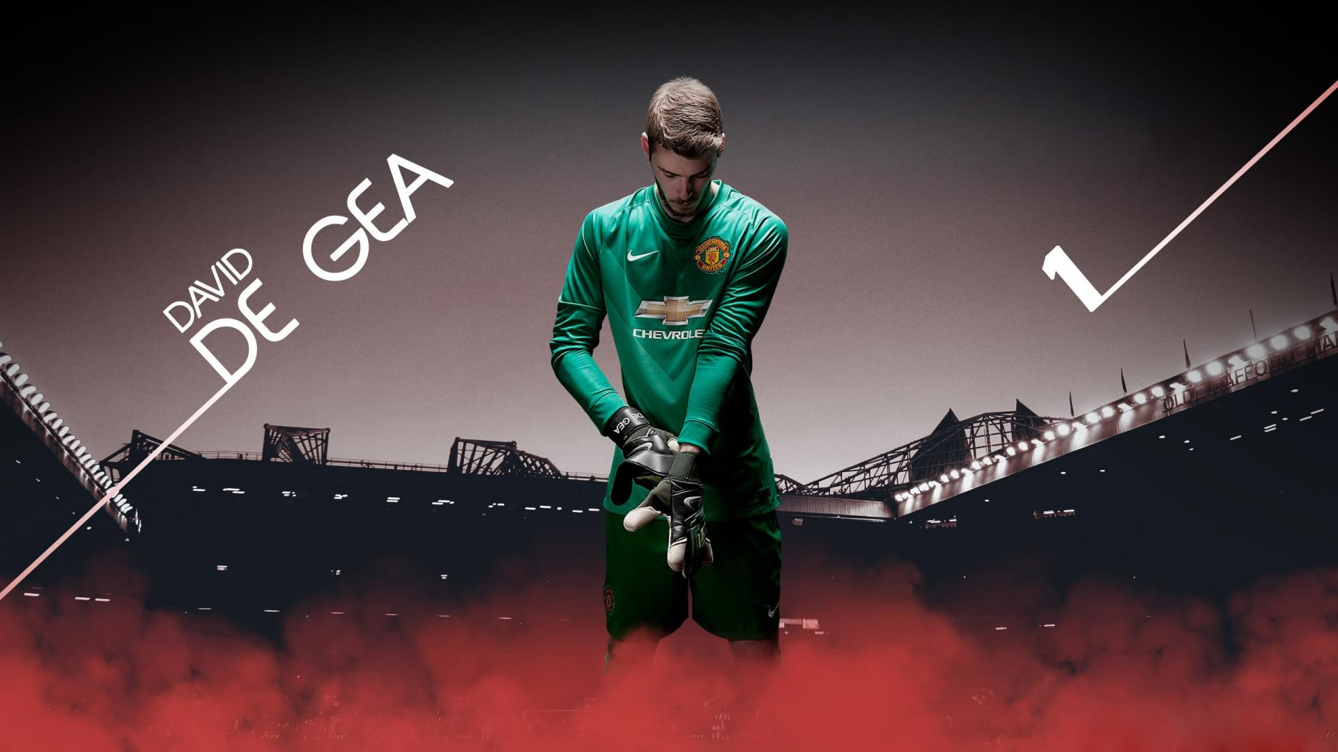Manchester United Goalkeeper Photo for Wallpaper | HD Wallpapers for .