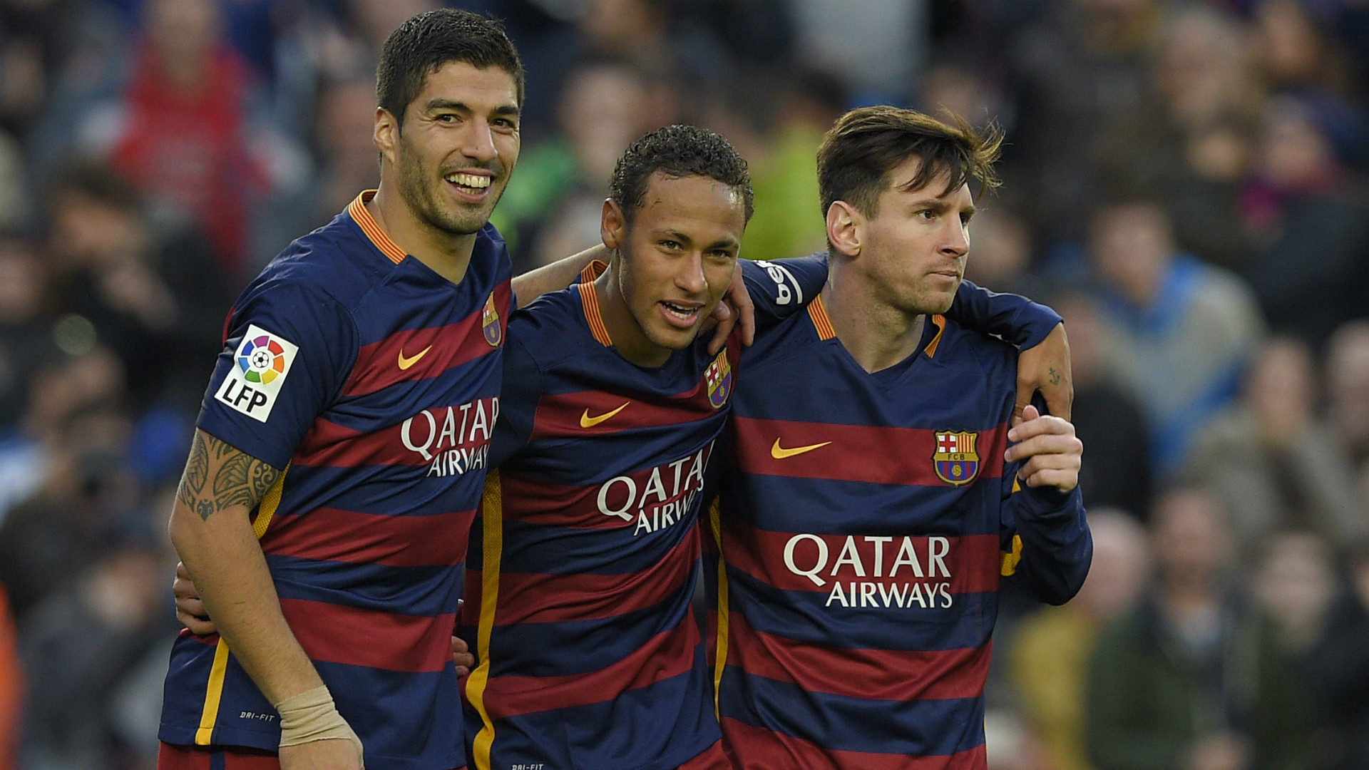 … Neymar: 'MSN' should be Ballon d'Or …