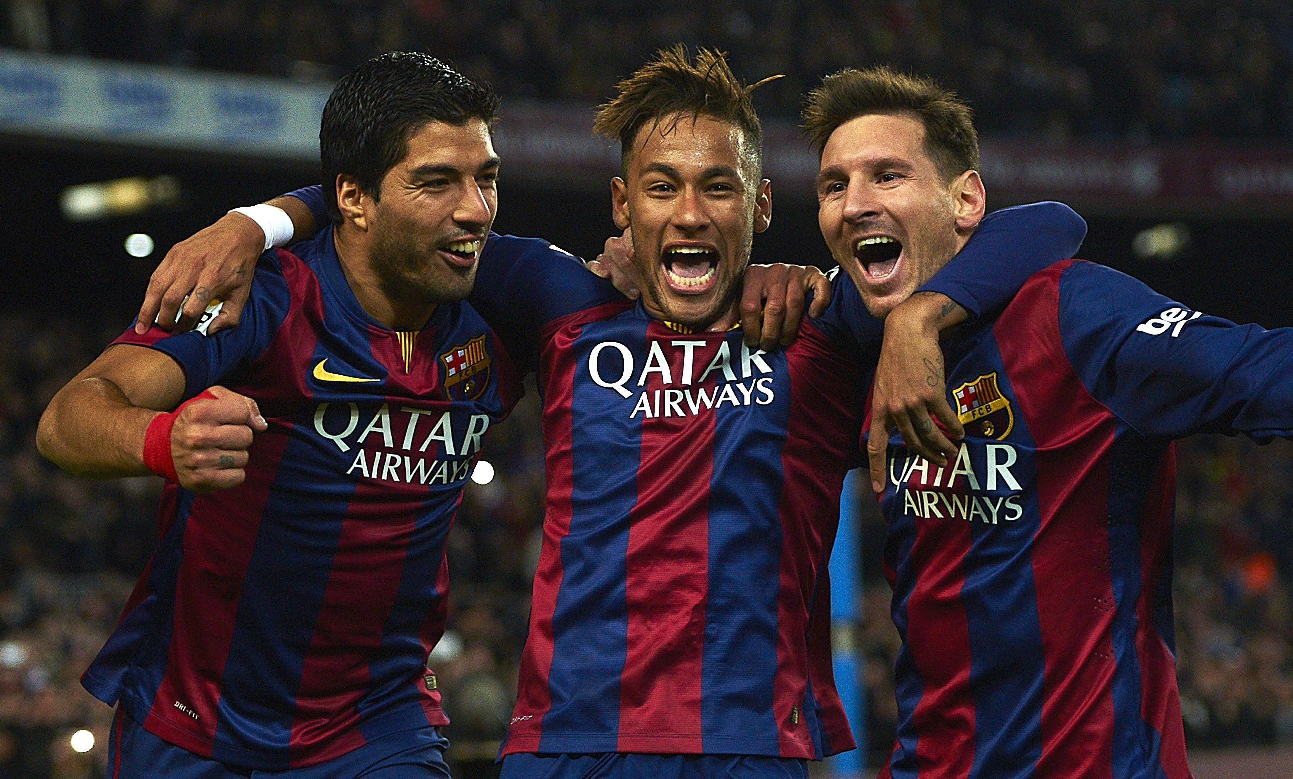 Messi , Suarez , Neymar   The MSN Magic Skills Show   HD   – Video  Dailymotion