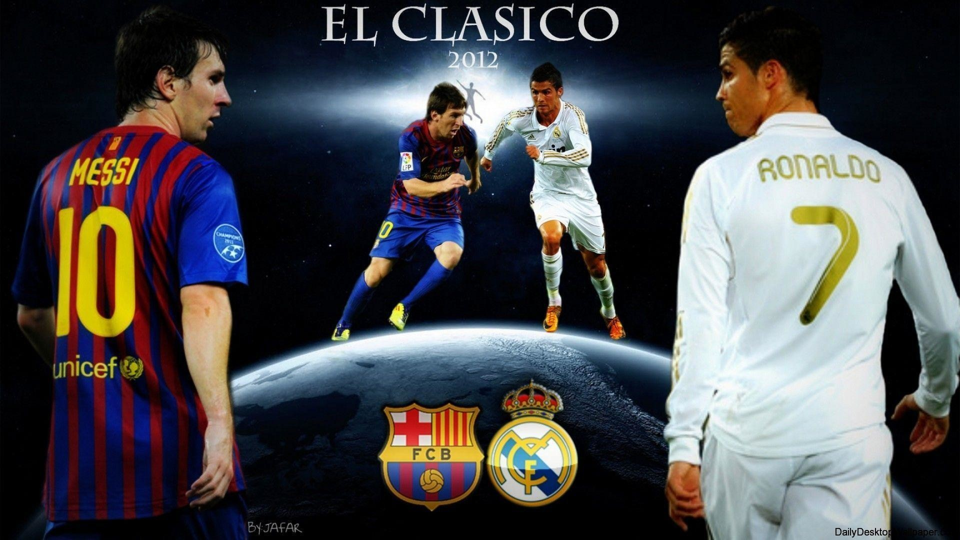 Messi-And-Ronaldo-2012 Messi wallpaper HD free wallpapers .