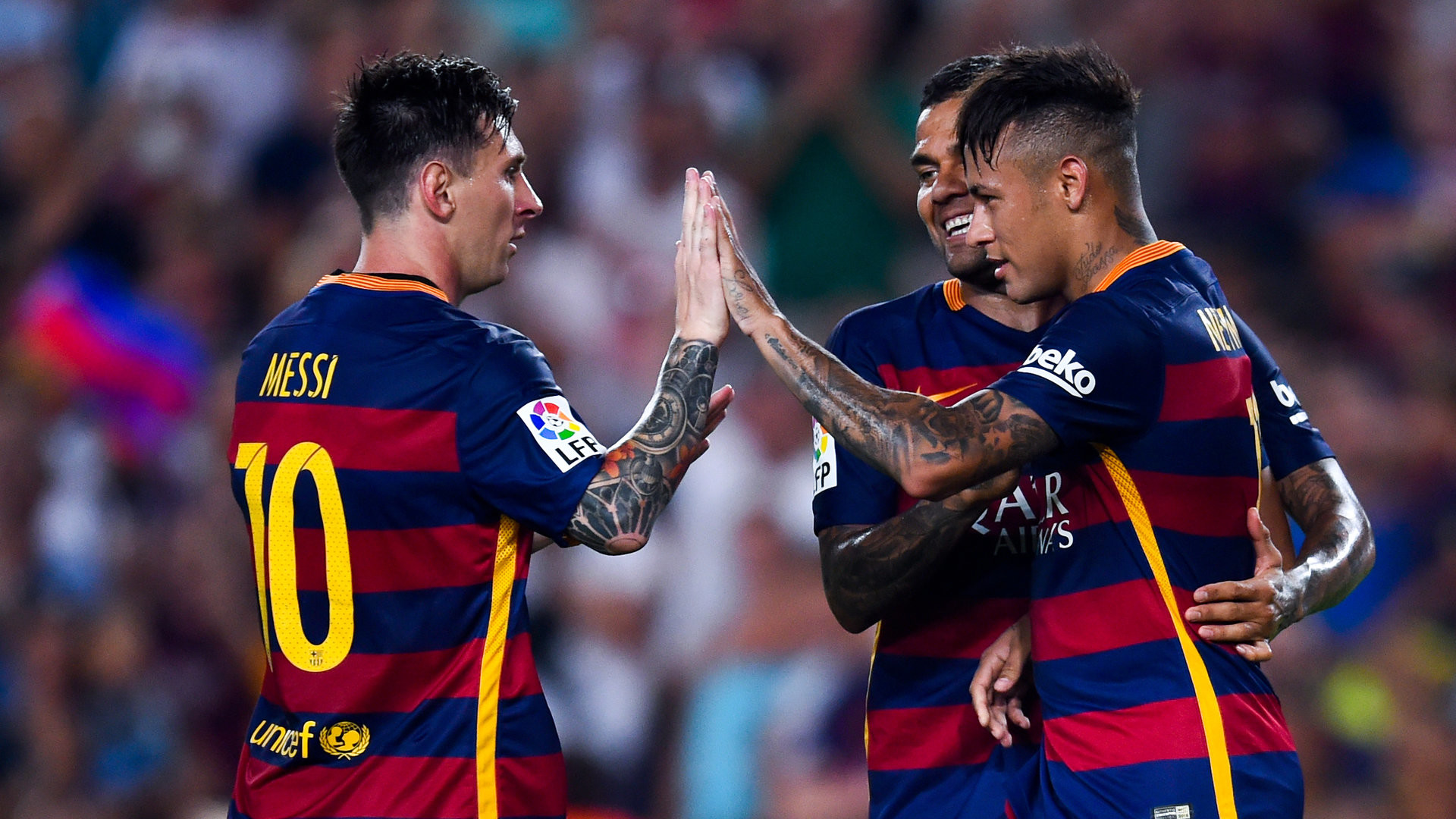 Pulled apart by Messi's Barcelona – Neymar's 2011 FIFA Club World Cup final  revisited – Goal.com