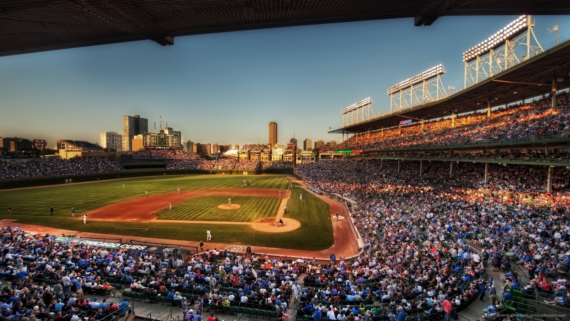 Chicago Cubs Stadium picture