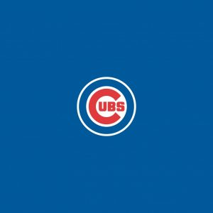 Chicago Cubs iPad