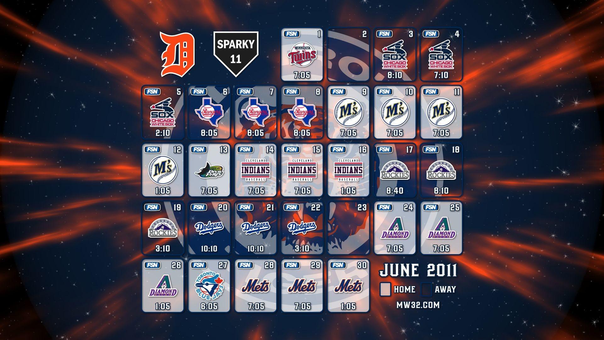 Detroit Tigers Wallpapers 2015 Schedule – Wallpaper Cave