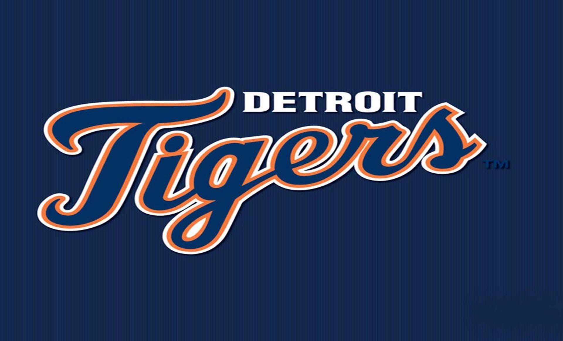 new detroit tigers baseball wallpaper