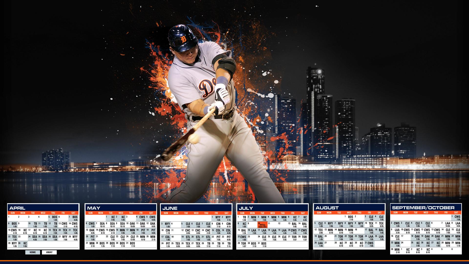 Detroit Tigers 2015 Schedule – 2004621
