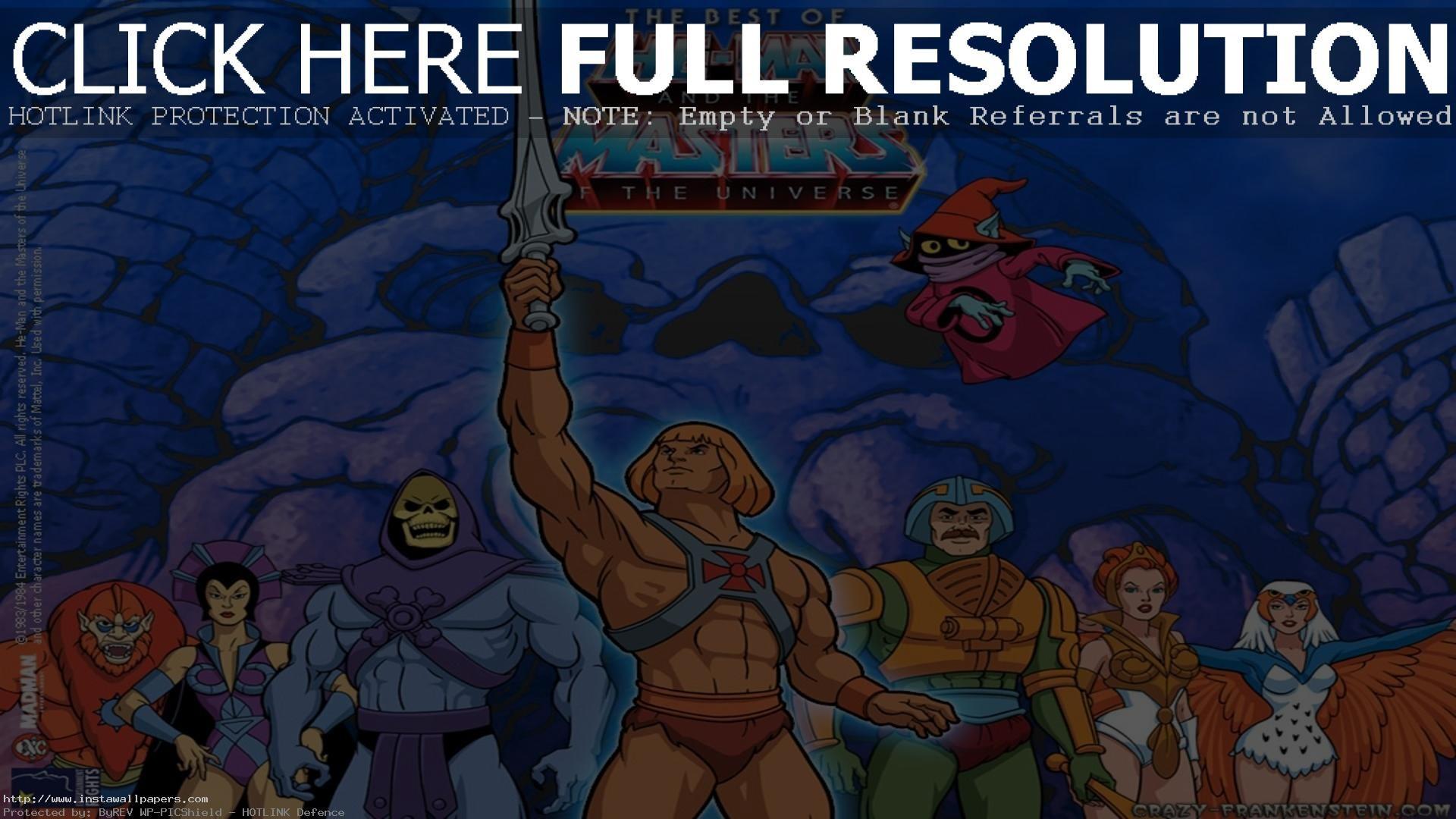 Download free He man Super Hero wallpapers HD