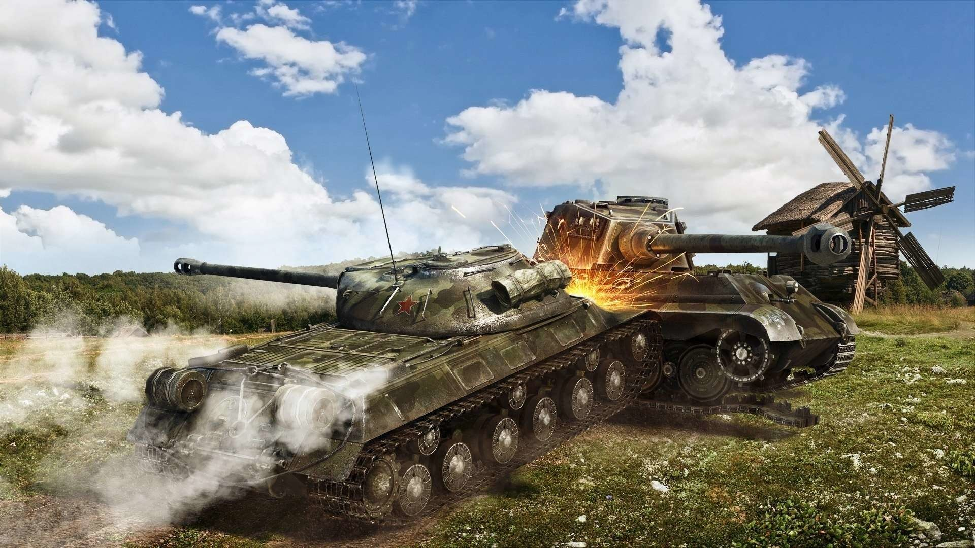 World of tanks king tiger wallpapers hd wallpapers Download