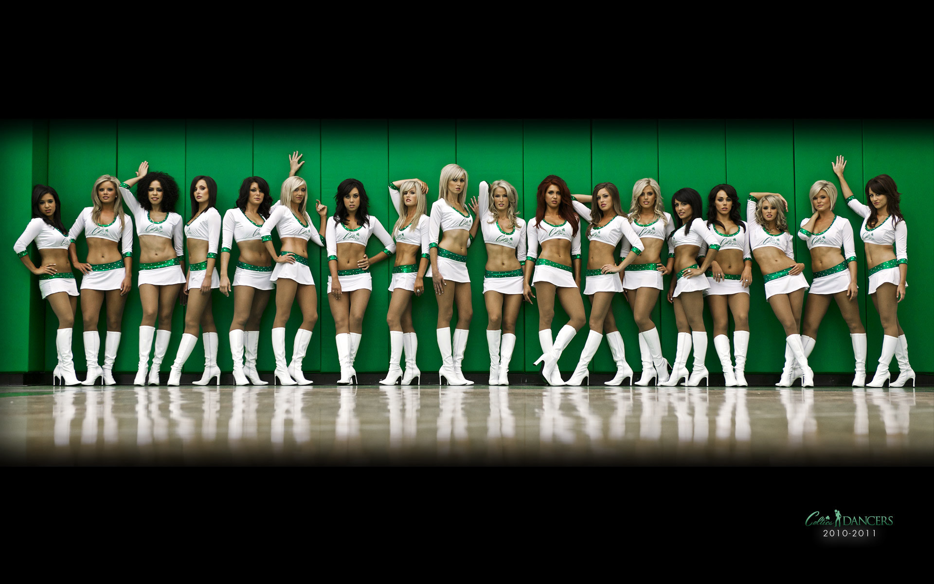 Boston, Celtics, Cheerleaders, Hd, Wallpaper