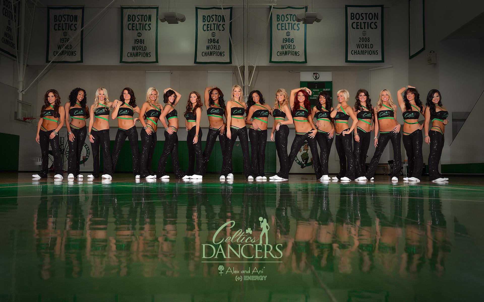 Celtics Dancers Wallpaper
