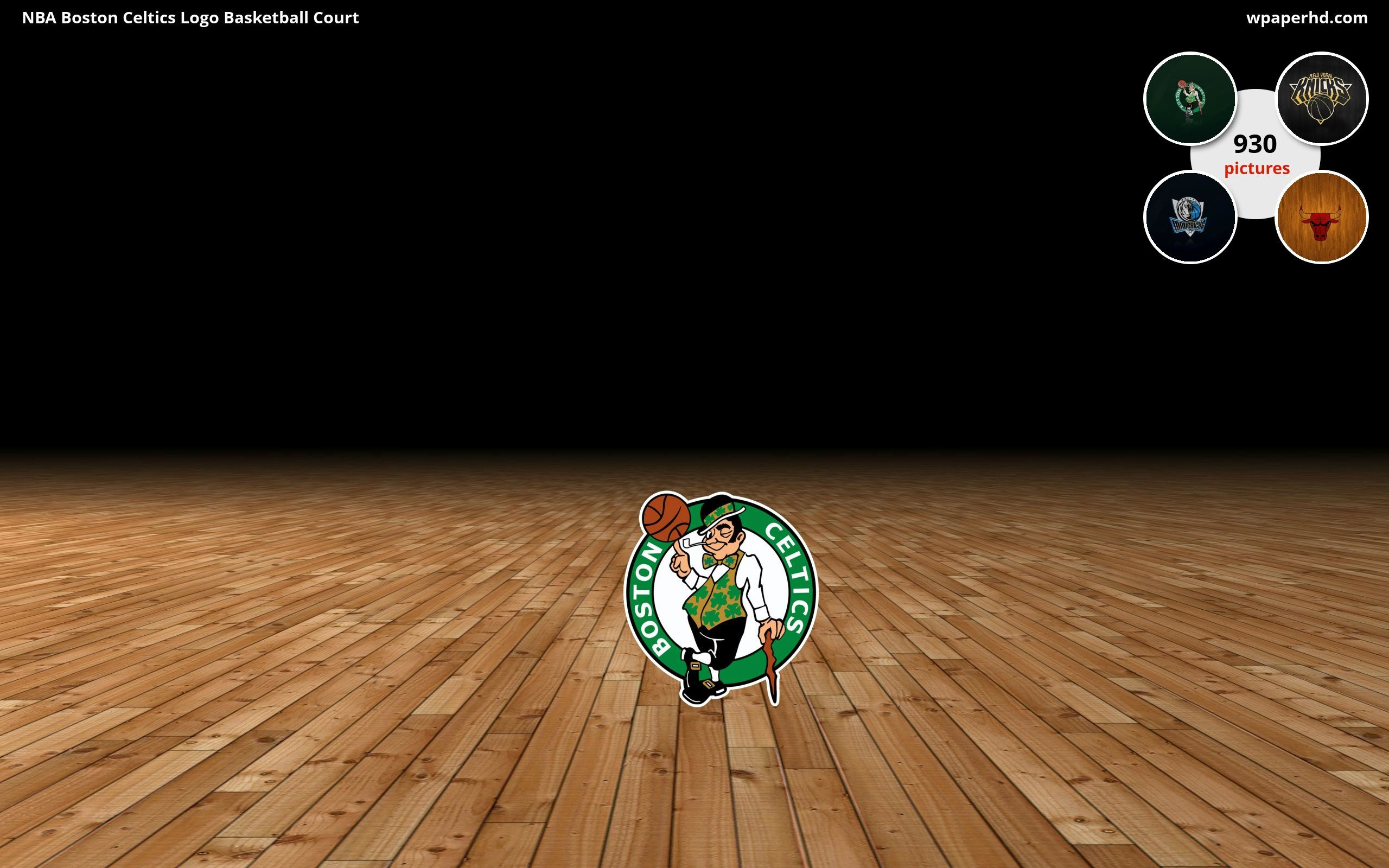 … Boston Celtics Logo Basketball Court wallpaper, where you can download  this picture in Original size and …
