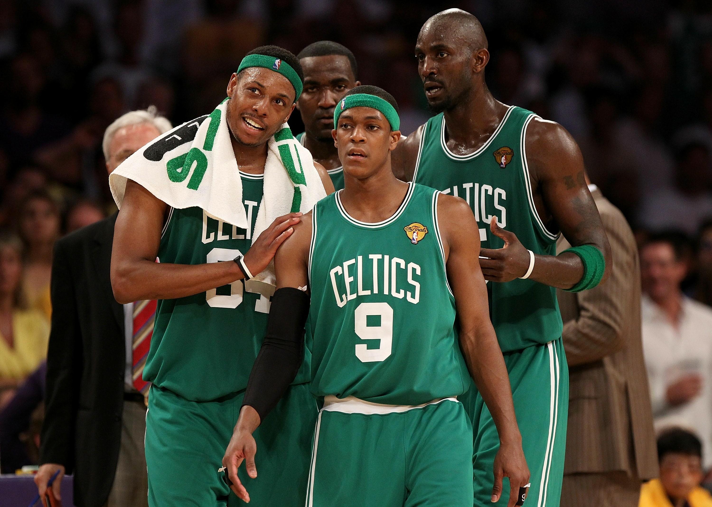 NBA, Basketball, Boston Celtics, Boston, Kevin Garnett, Rajon Rondo, Paul  Pierce, Sports, Brooklyn Wallpapers HD / Desktop and Mobile Backgrounds