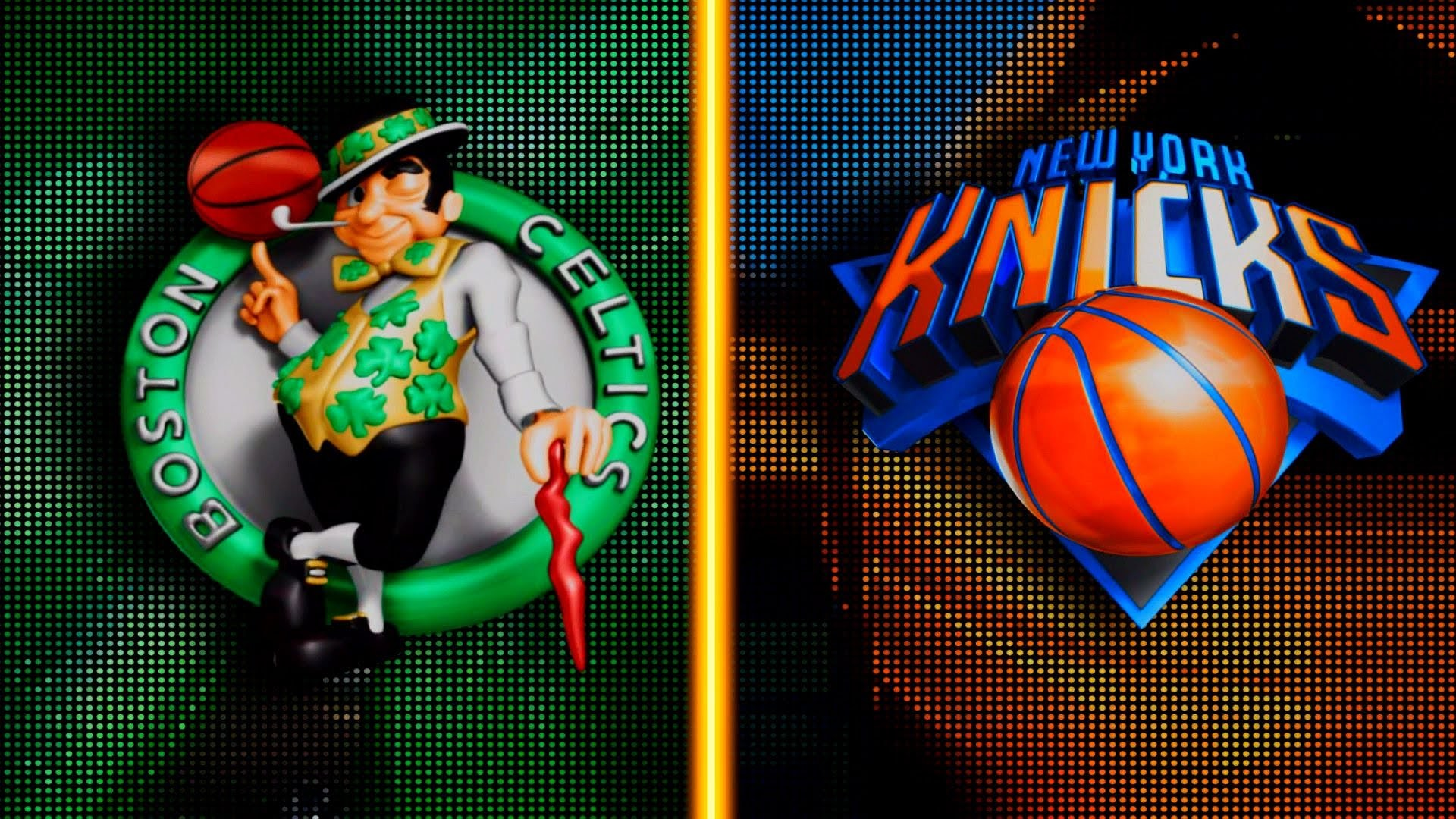 PS4: NBA 2K16 – Boston Celtics vs. New York Knicks [1080p 60 FPS] – YouTube