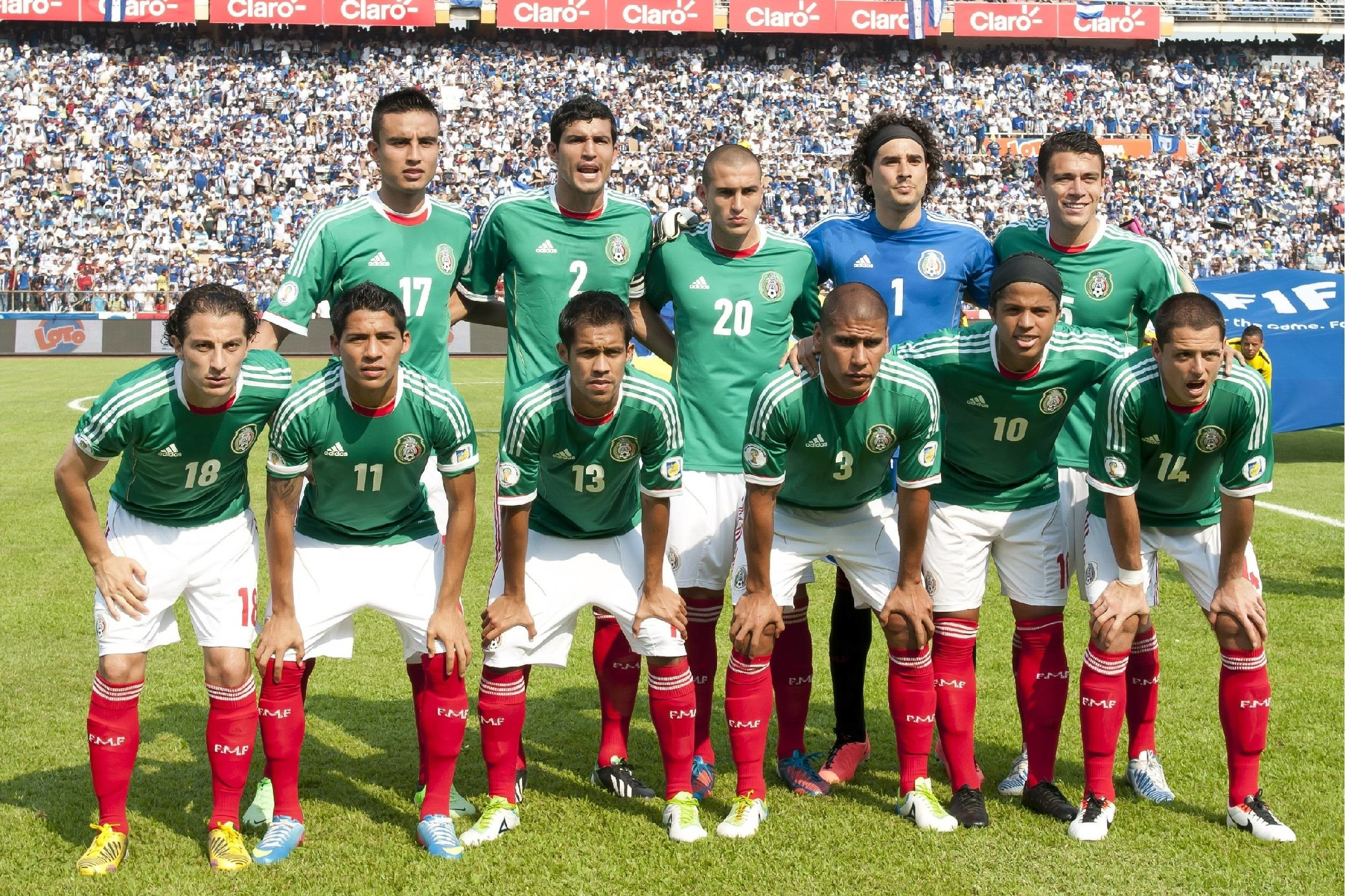 Mexico Soccer Wallpapers 2015 – Wallpaper Cave
