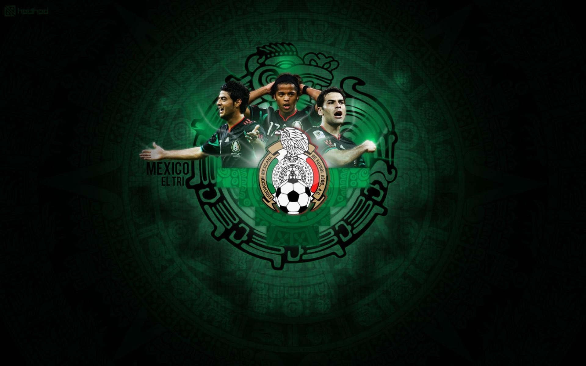 Mexico El Tri World Cup 2014 Exclusive HD Wallpapers #6757