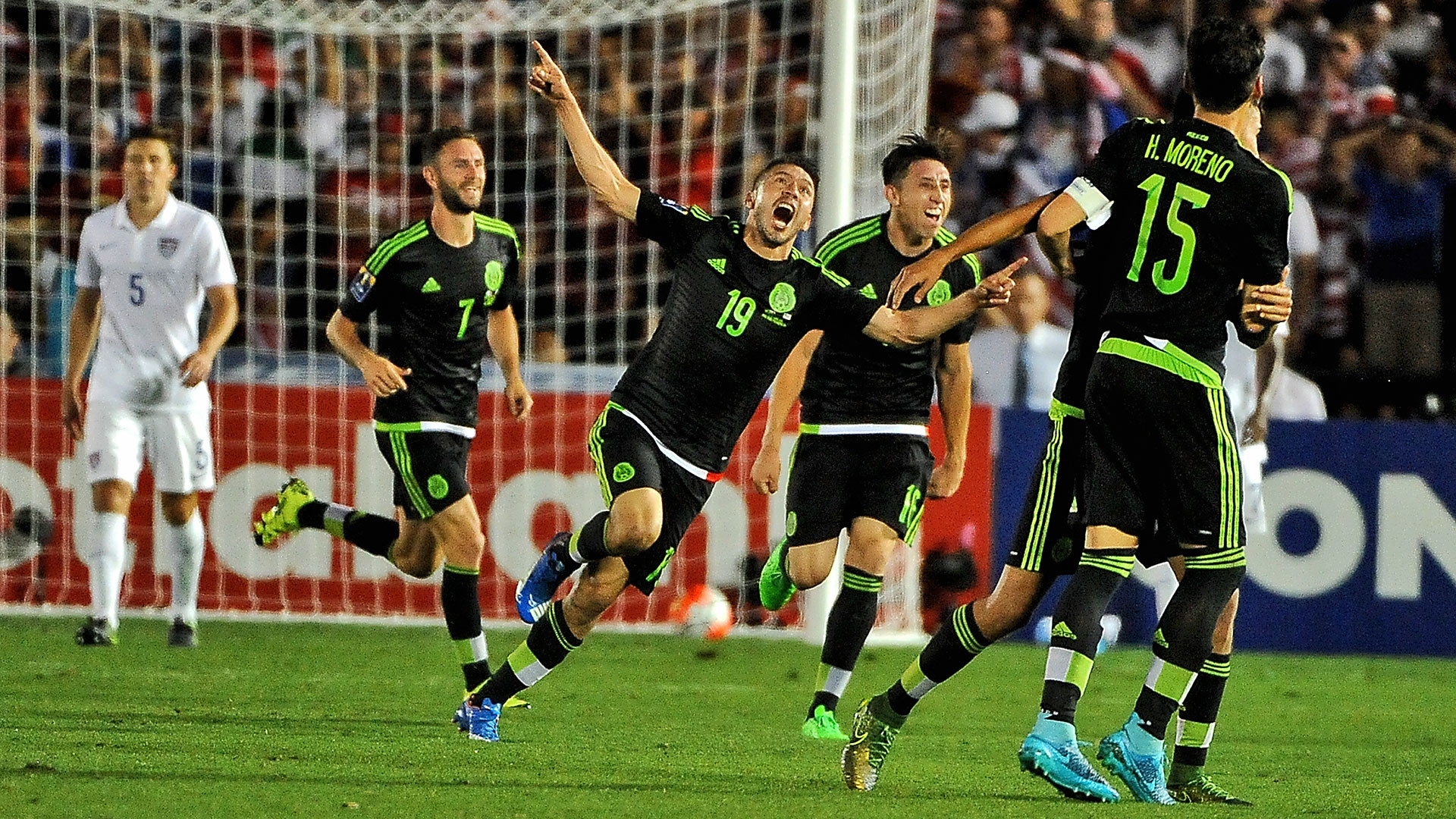Mexico in Confederations Cup playoff | Sporting News
