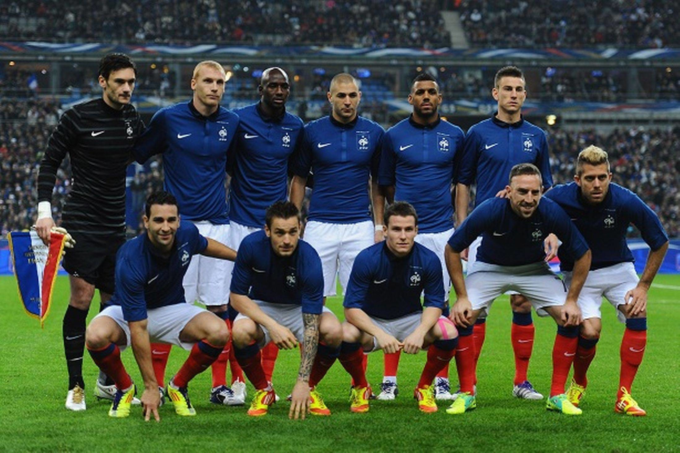 France National football Team 2014 Wallpapers