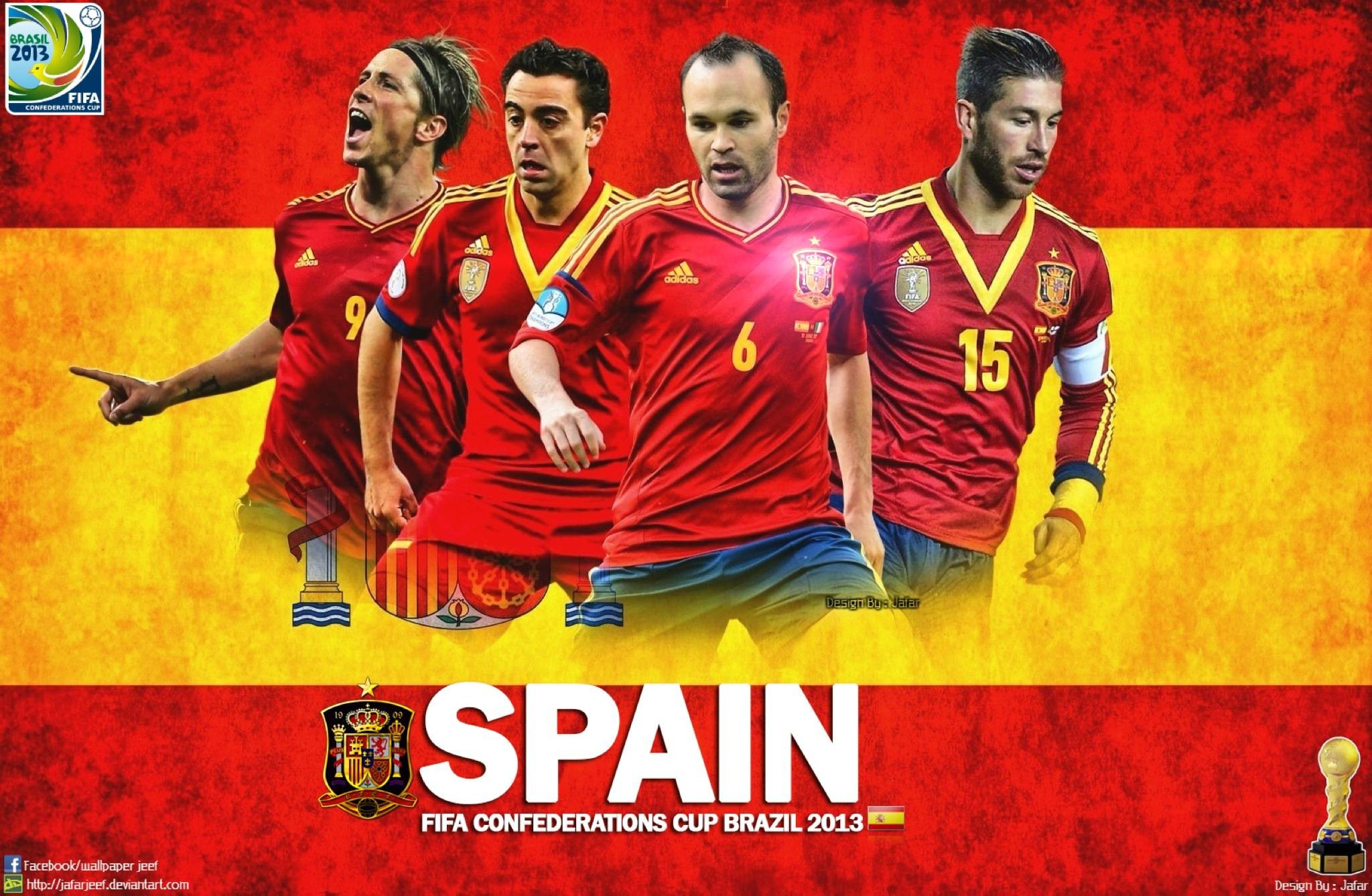 Spain Soccer Team Wallpapers – Wallpaper Cave