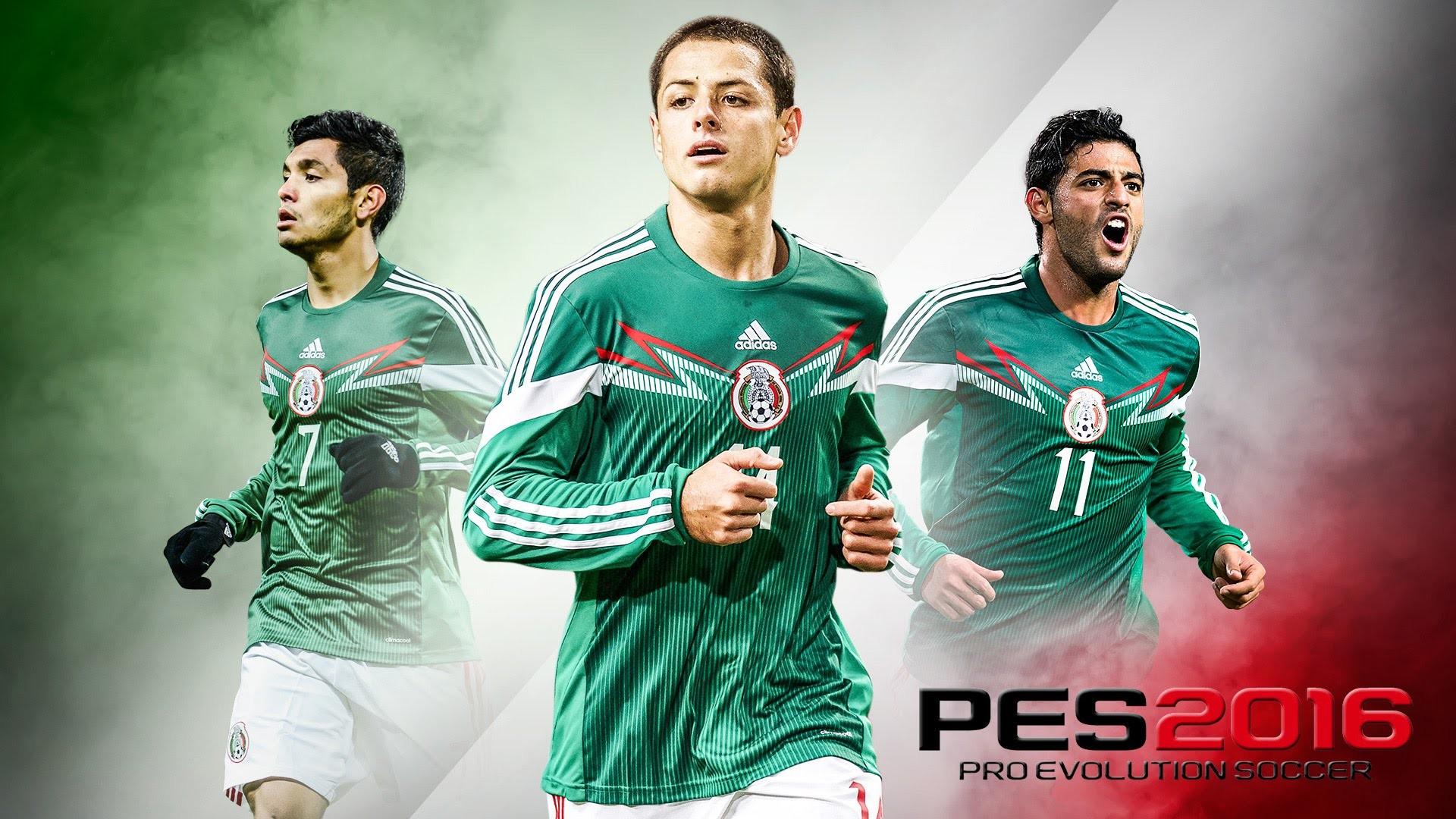 PES 2016 Jugadores Mexicanos – FACES (VELA, CHICHARITO, GUARDADO, OCHOA..)  – YouTube