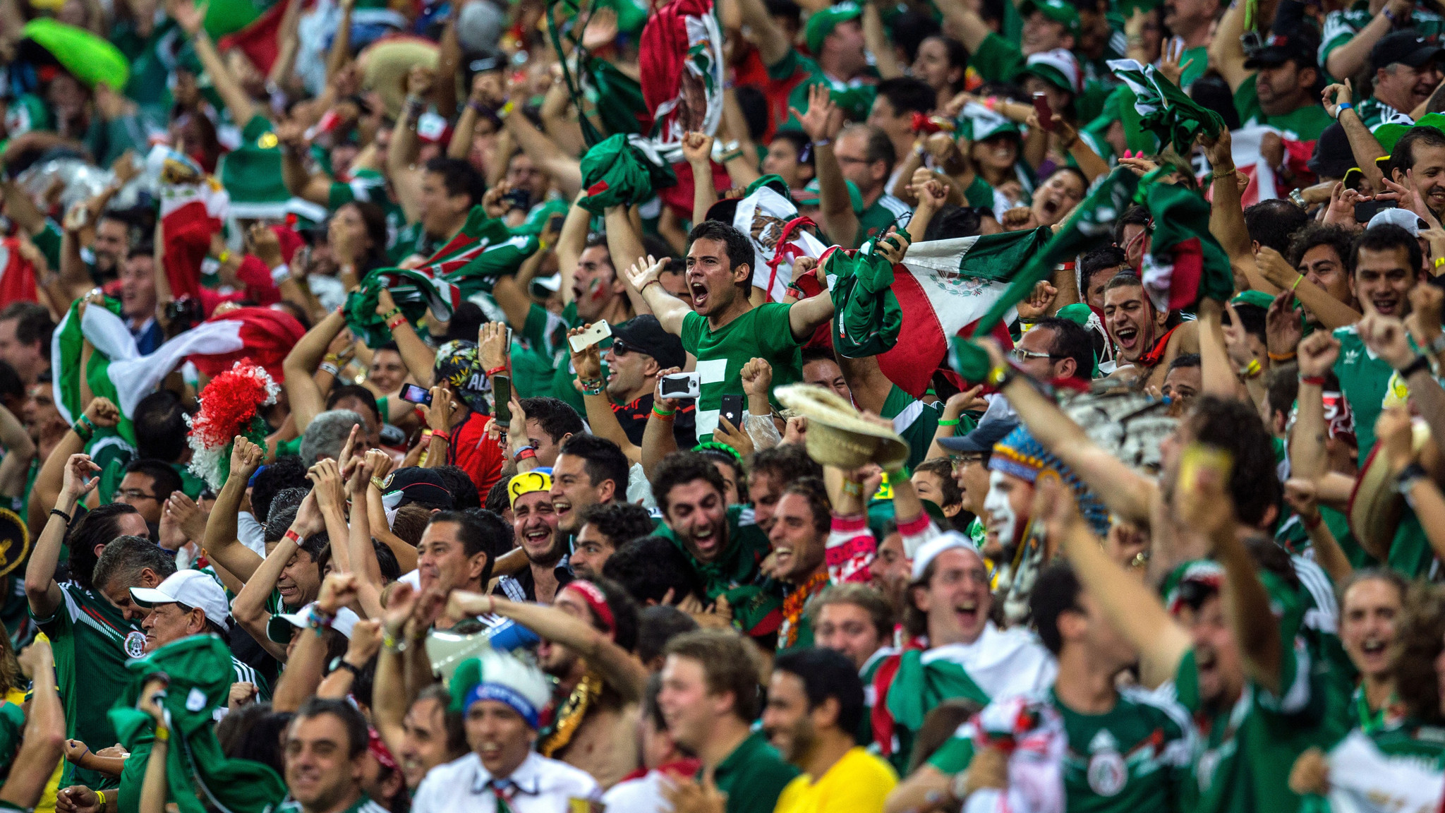 FIFA will not discipline Mexico for fans using derogatory chant – LA Times