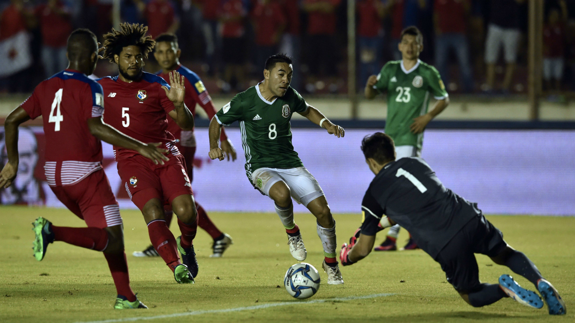 Mexico's strategy going forward often is to overload one side of the  defense, then once players on the other side of the field have been  isolated to switch …