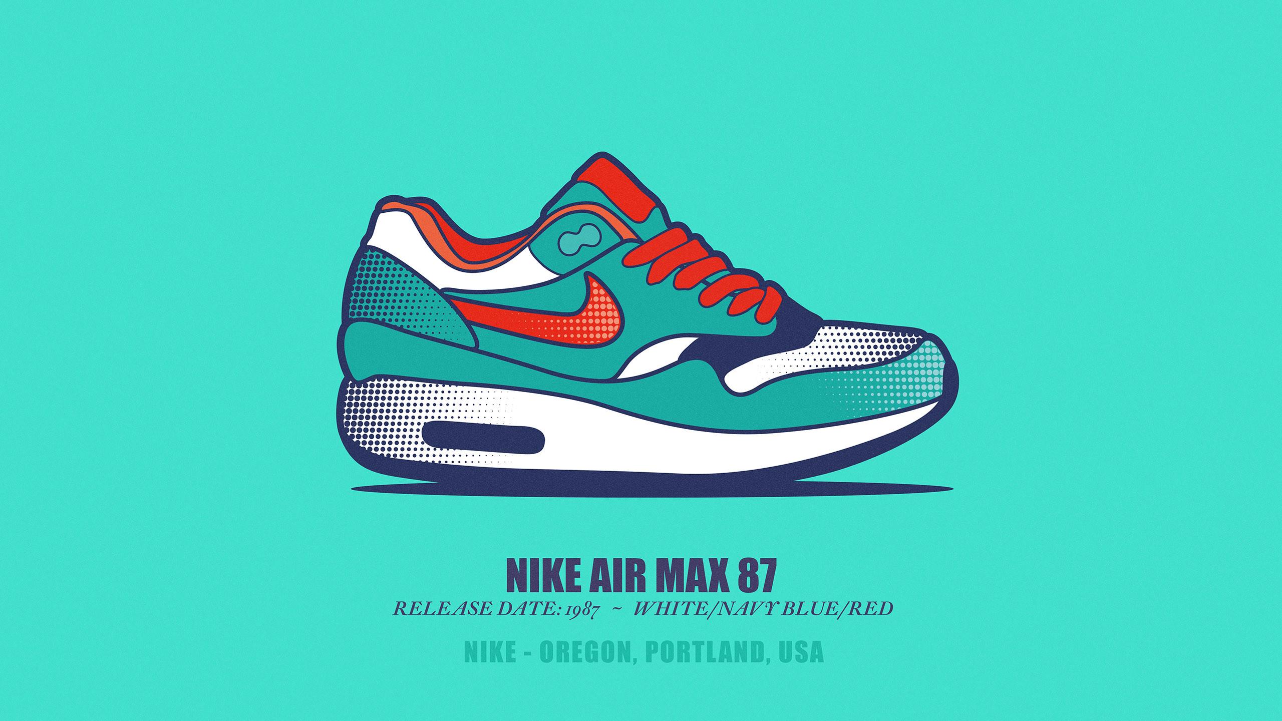 … Nike Air Max Wallpaper