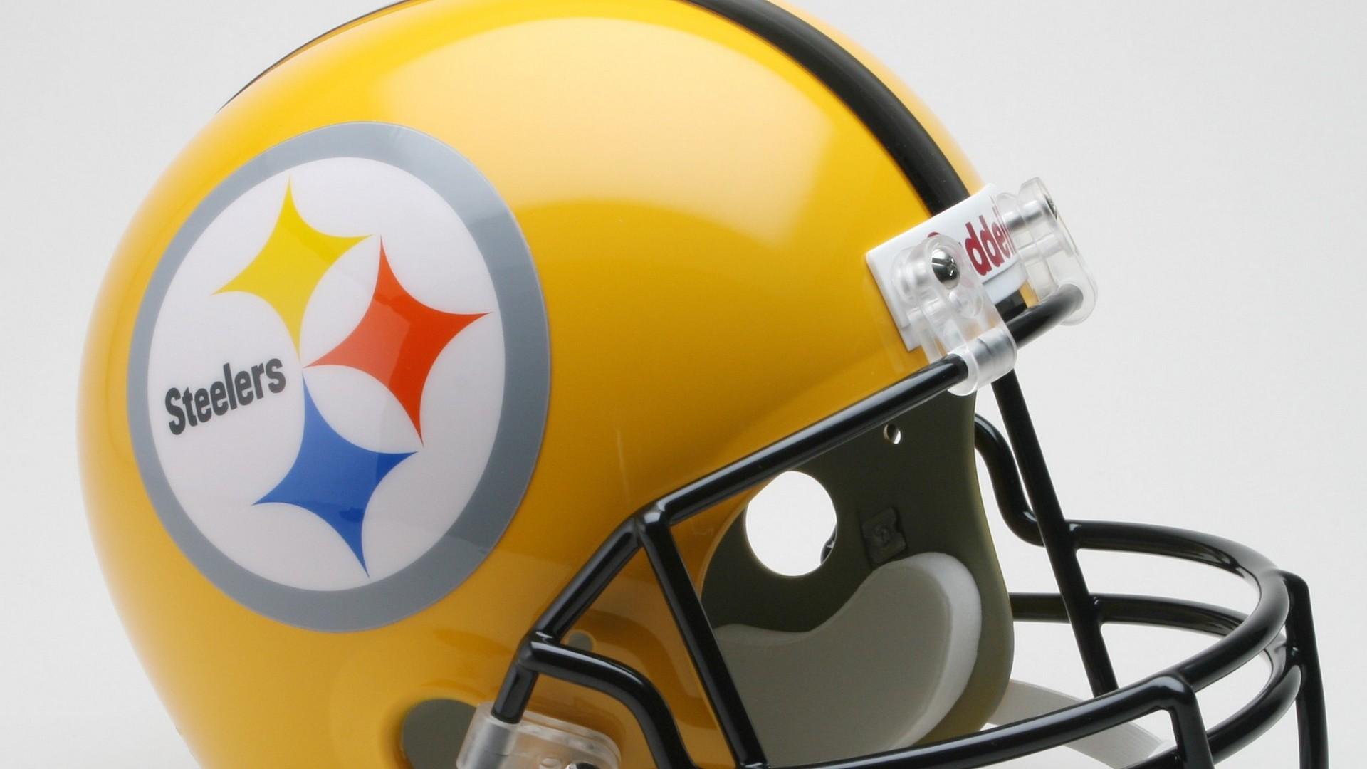 Wallpaper pittsburgh steelers, american football, helmet
