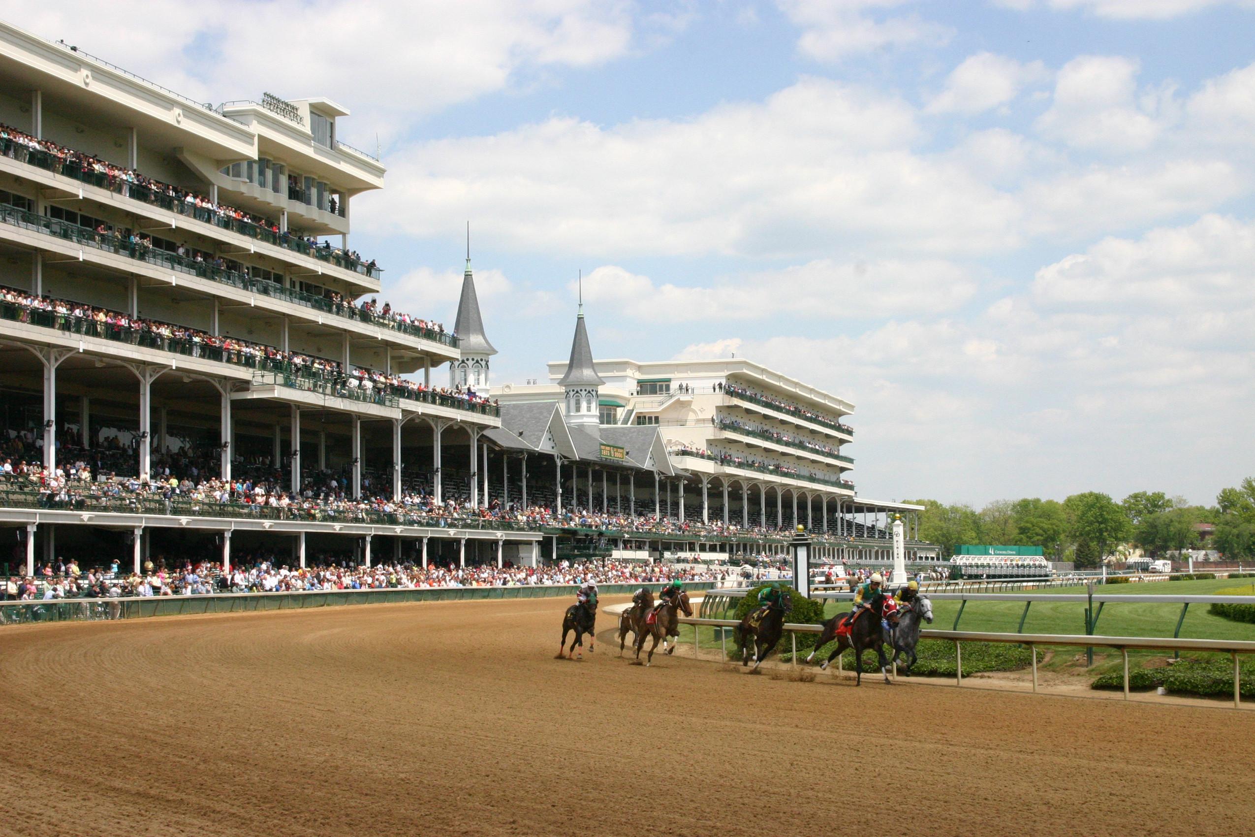 Desktop Wallpaper: Horses, horse racing, and horse farms