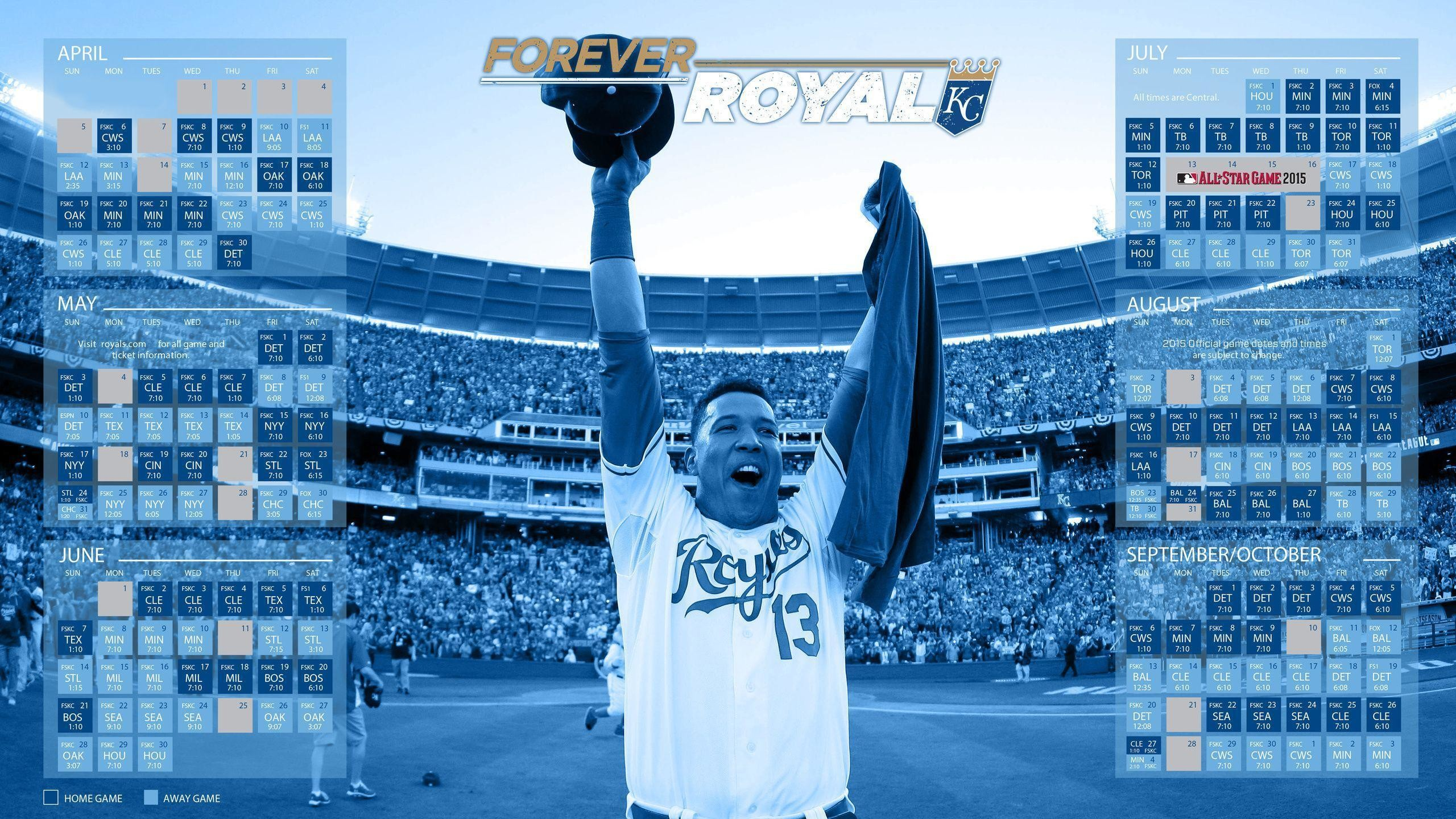 Baseball, Mlb, Sports, Kansas City Royals Schedule .