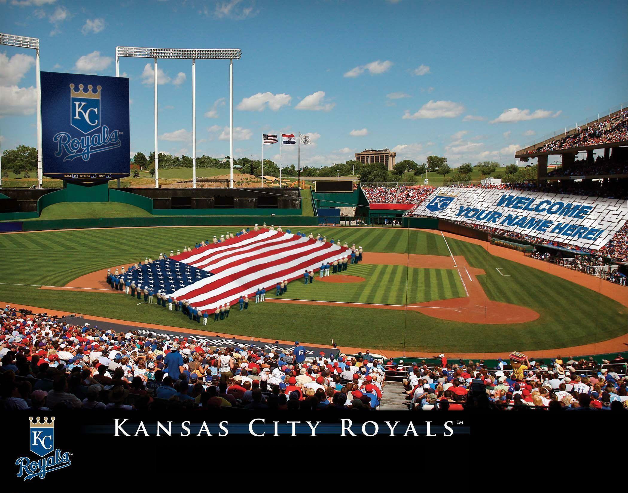 Kansas City Royals Wallpapers Wallpaper Cave