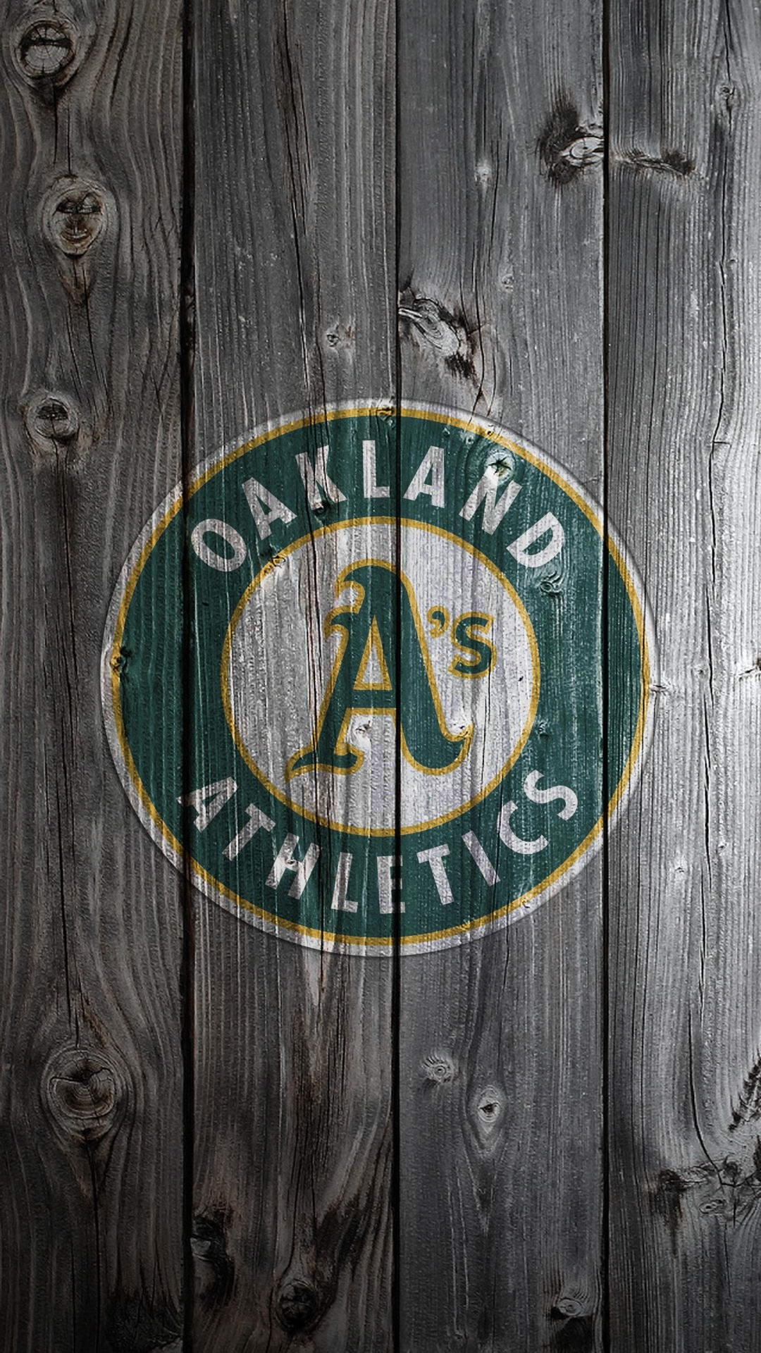 Oakland Athletics Wood Background For Iphone 7 Plus Hd Wallpaper …