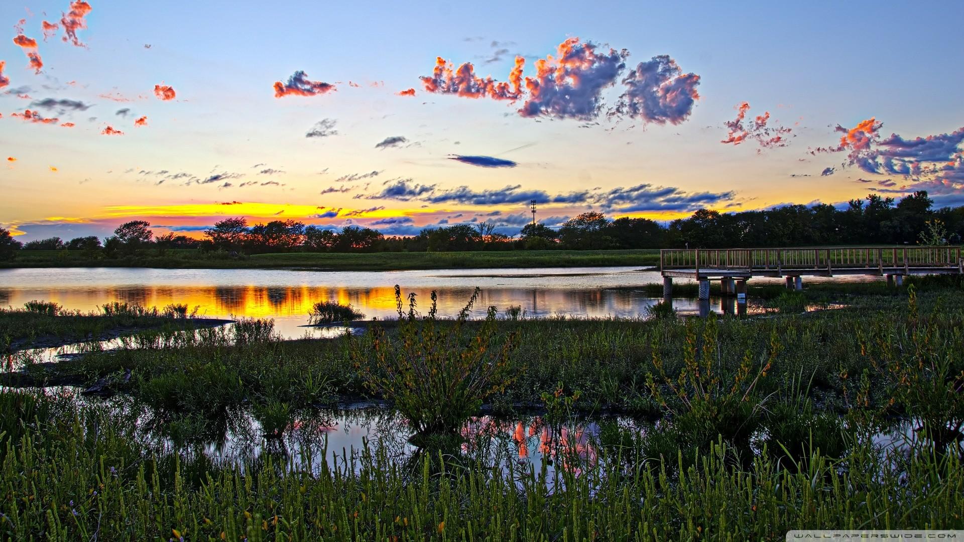 Lawrence Kansas Wallpaper Wetlands, Lawrence, Kansas .