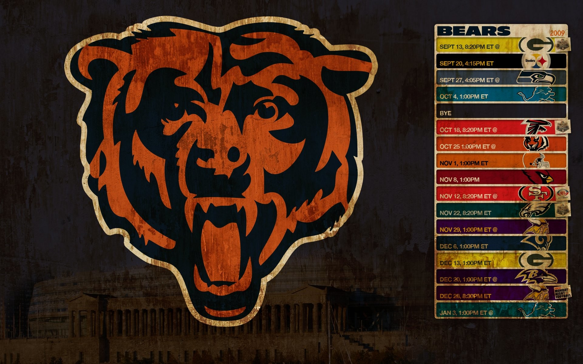Chicago Bears 308530
